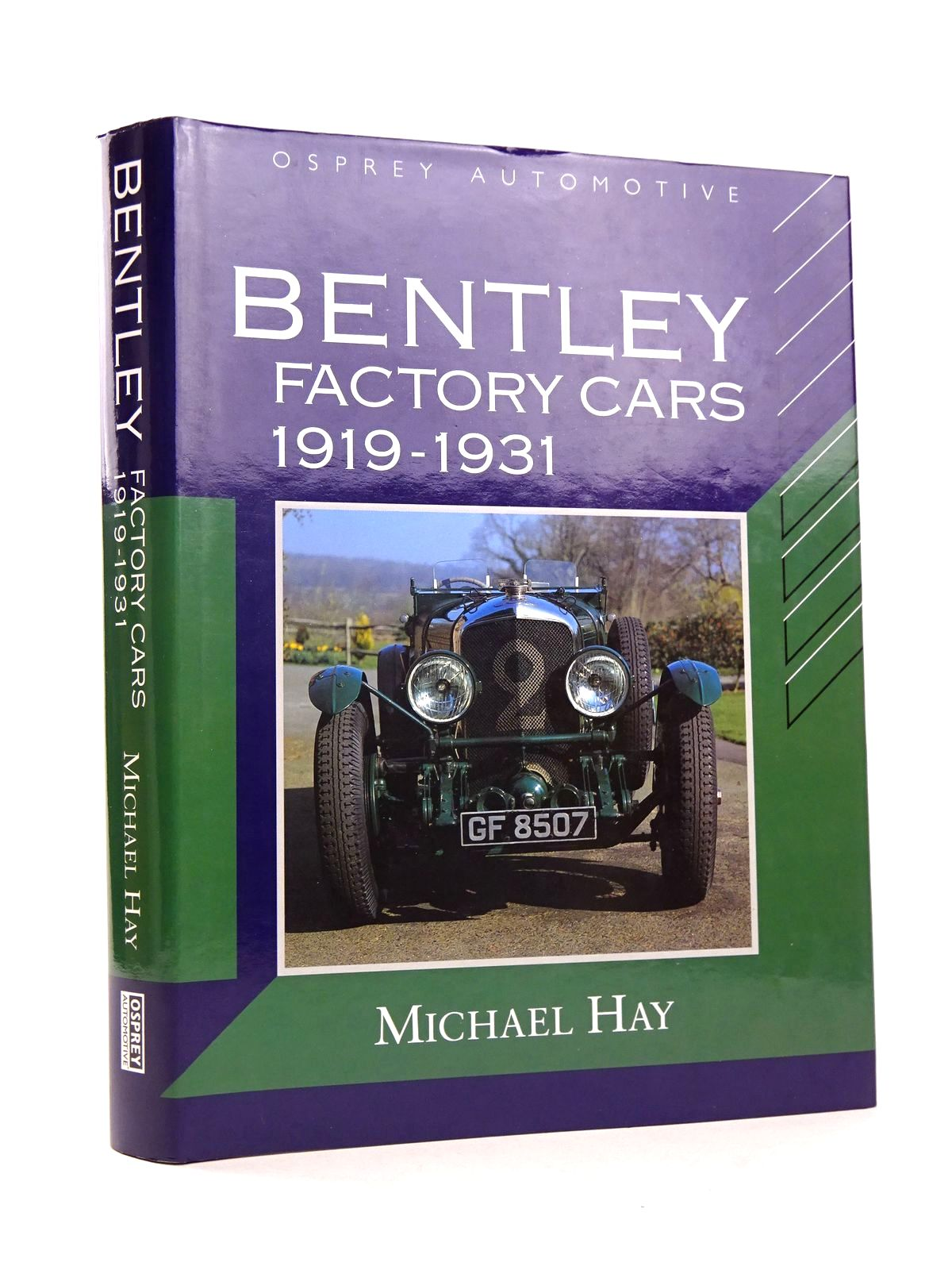 Photo of BENTLEY FACTORY CARS 1919-1931- Stock Number: 1818496