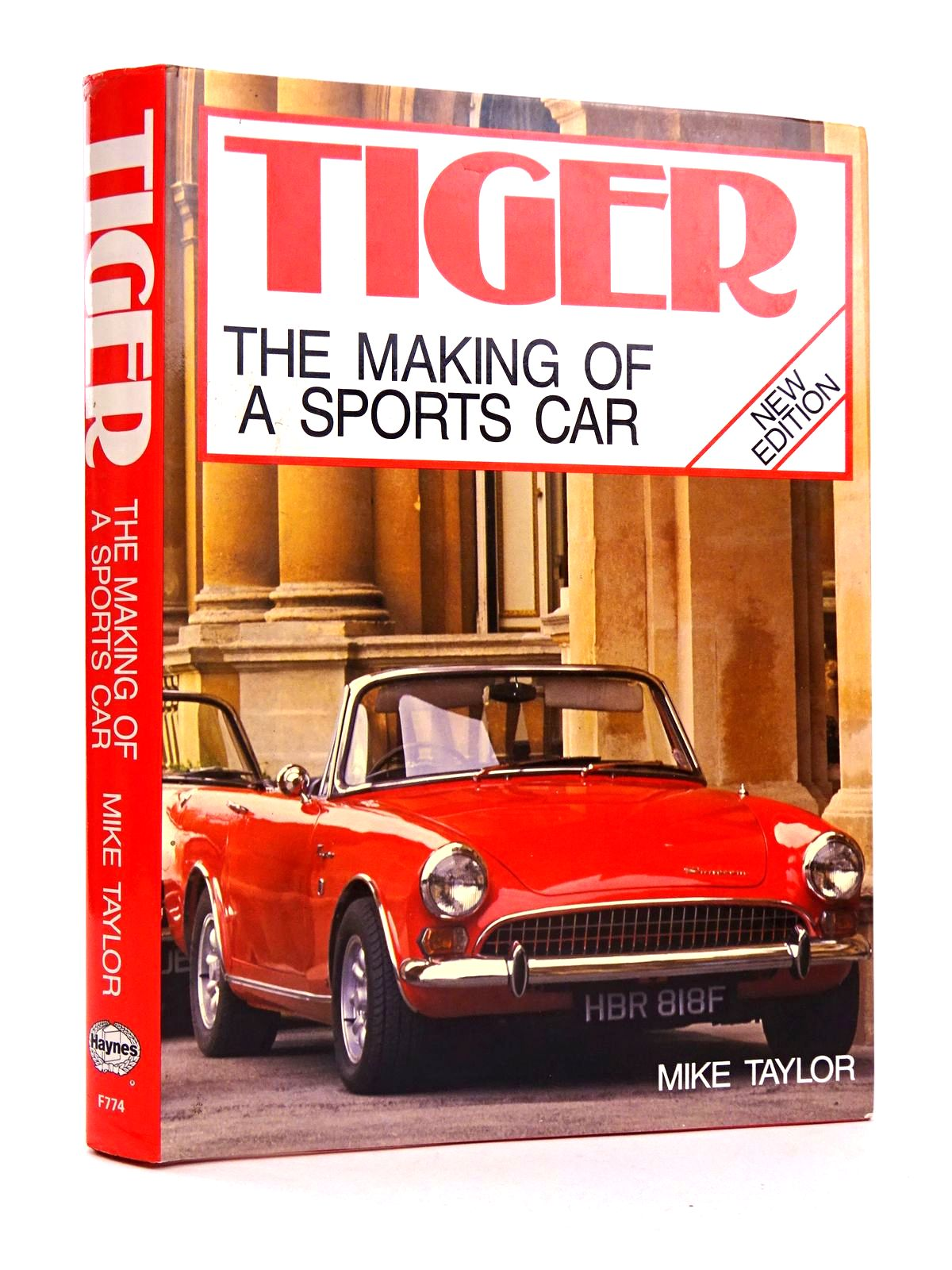 Photo of TIGER: THE MAKING OF A SPORTS CAR- Stock Number: 1818497