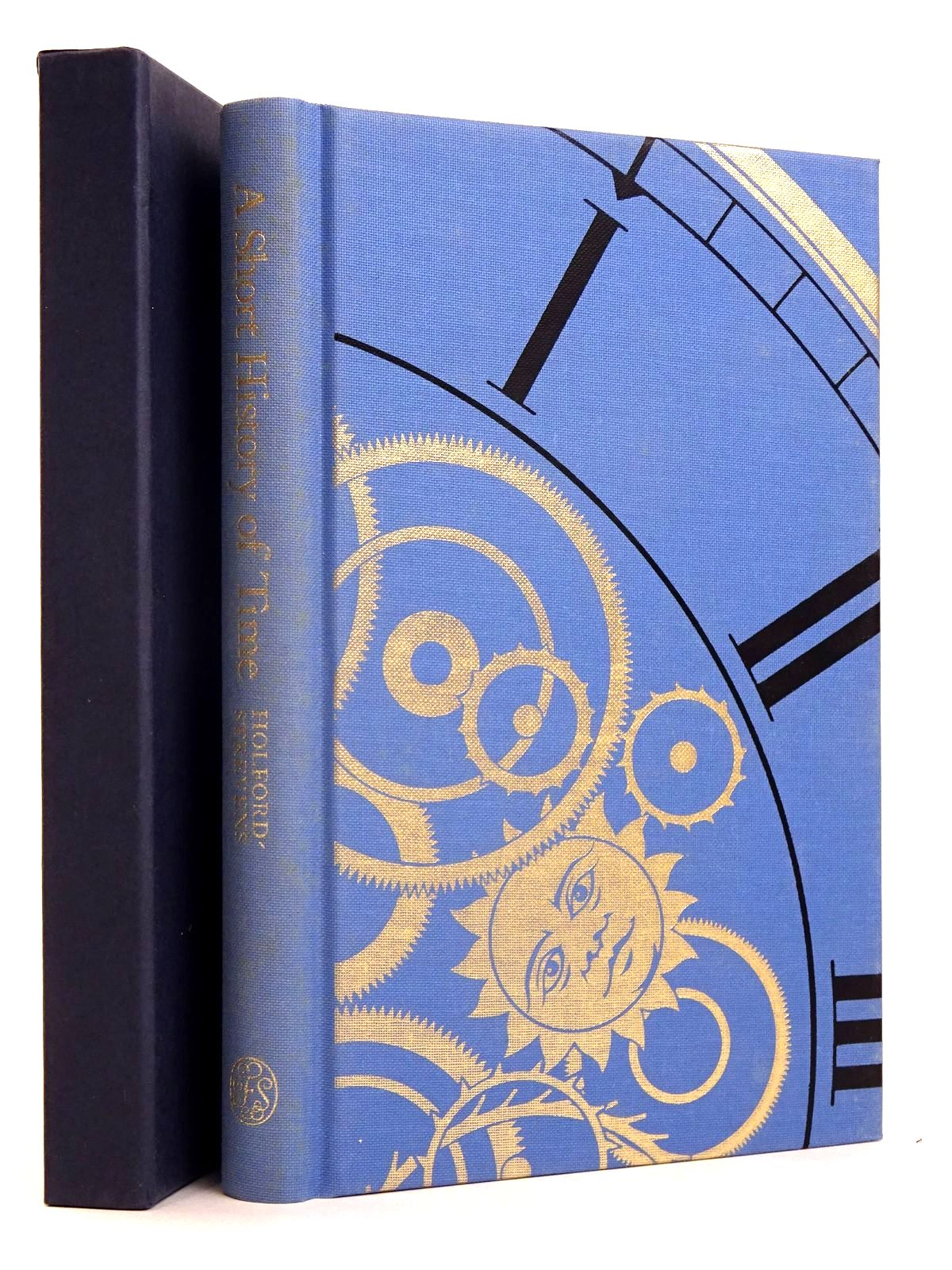 Photo of A SHORT HISTORY OF TIME written by Holford-Strevens, Leofranc published by Folio Society (STOCK CODE: 1818502)  for sale by Stella & Rose's Books