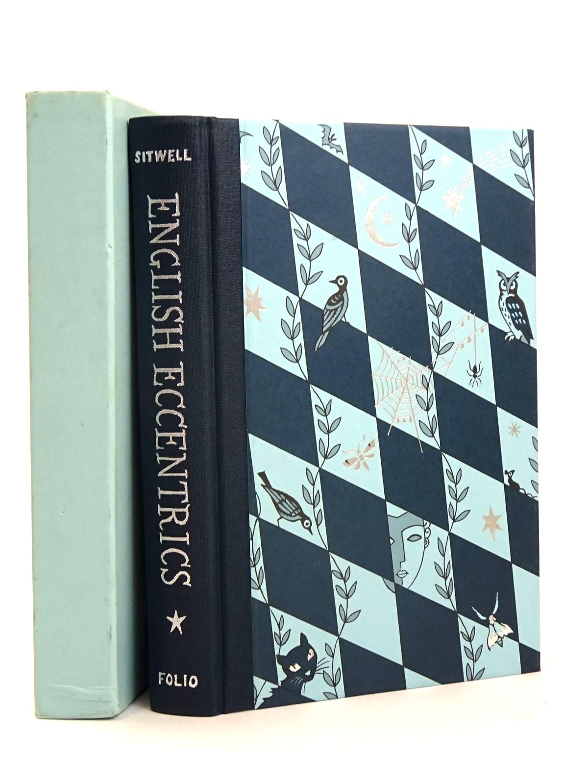 Photo of ENGLISH ECCENTRICS written by Sitwell, Edith illustrated by Pym, Roland published by Folio Society (STOCK CODE: 1818506)  for sale by Stella & Rose's Books