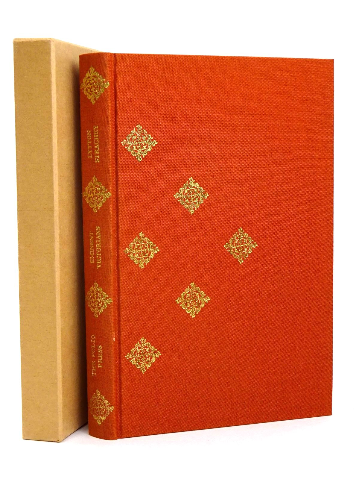 Photo of EMINENT VICTORIANS written by Strachey, Lytton published by Folio Society (STOCK CODE: 1818510)  for sale by Stella & Rose's Books