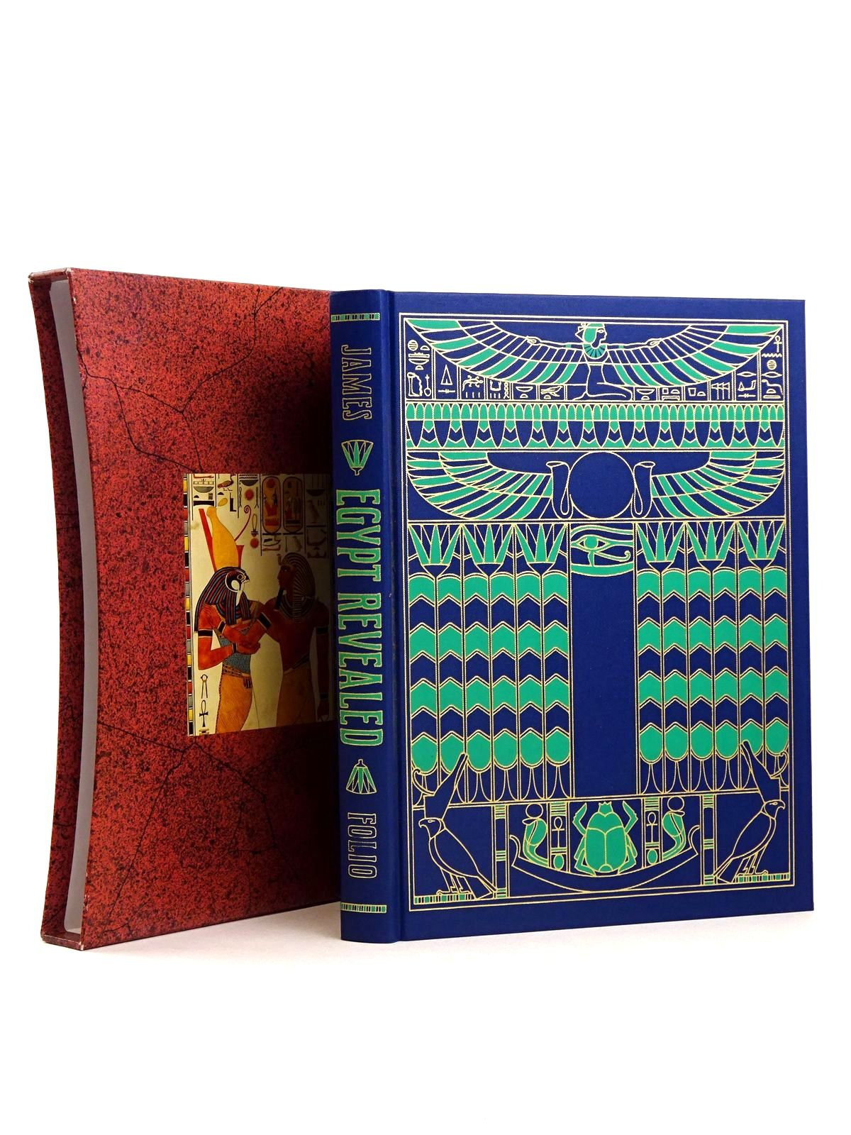 Photo of EGYPT REVEALED written by James, T.G.H. published by Folio Society (STOCK CODE: 1818512)  for sale by Stella & Rose's Books