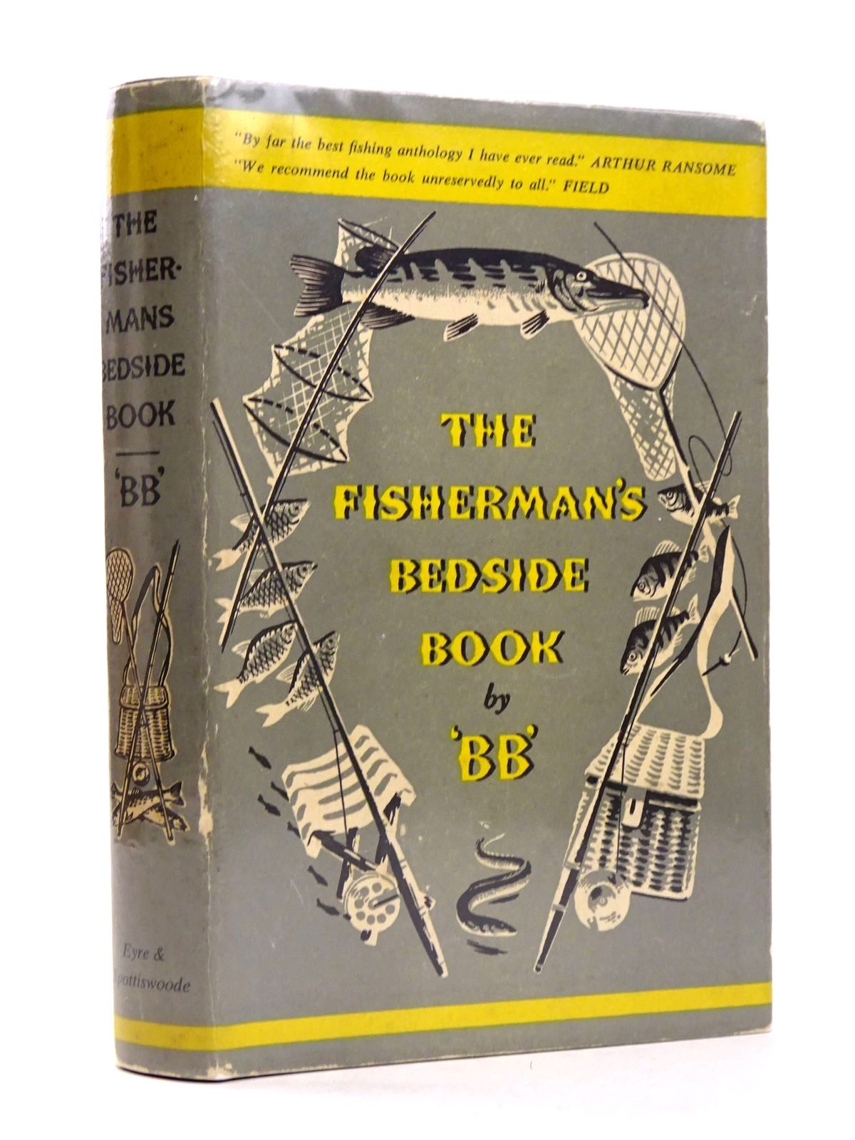 Photo of THE FISHERMAN'S BEDSIDE BOOK- Stock Number: 1818521