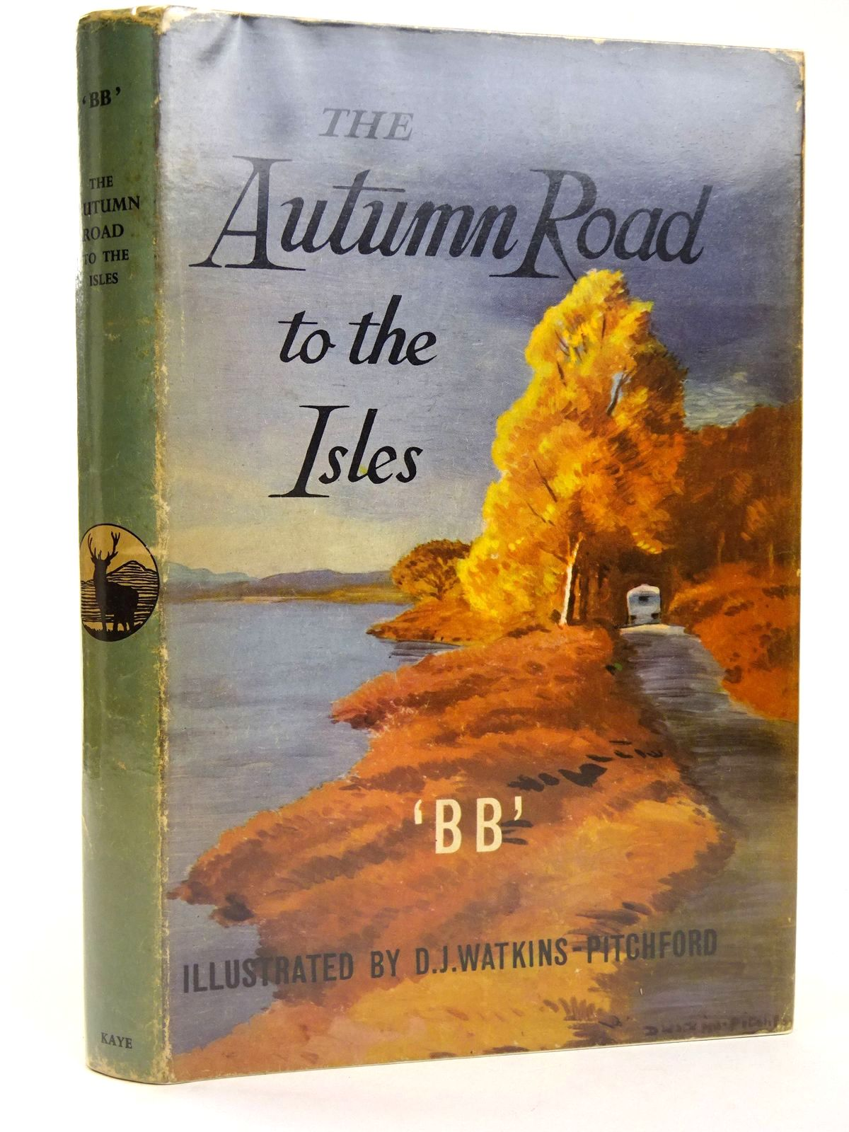 Photo of THE AUTUMN ROAD TO THE ISLES- Stock Number: 1818527