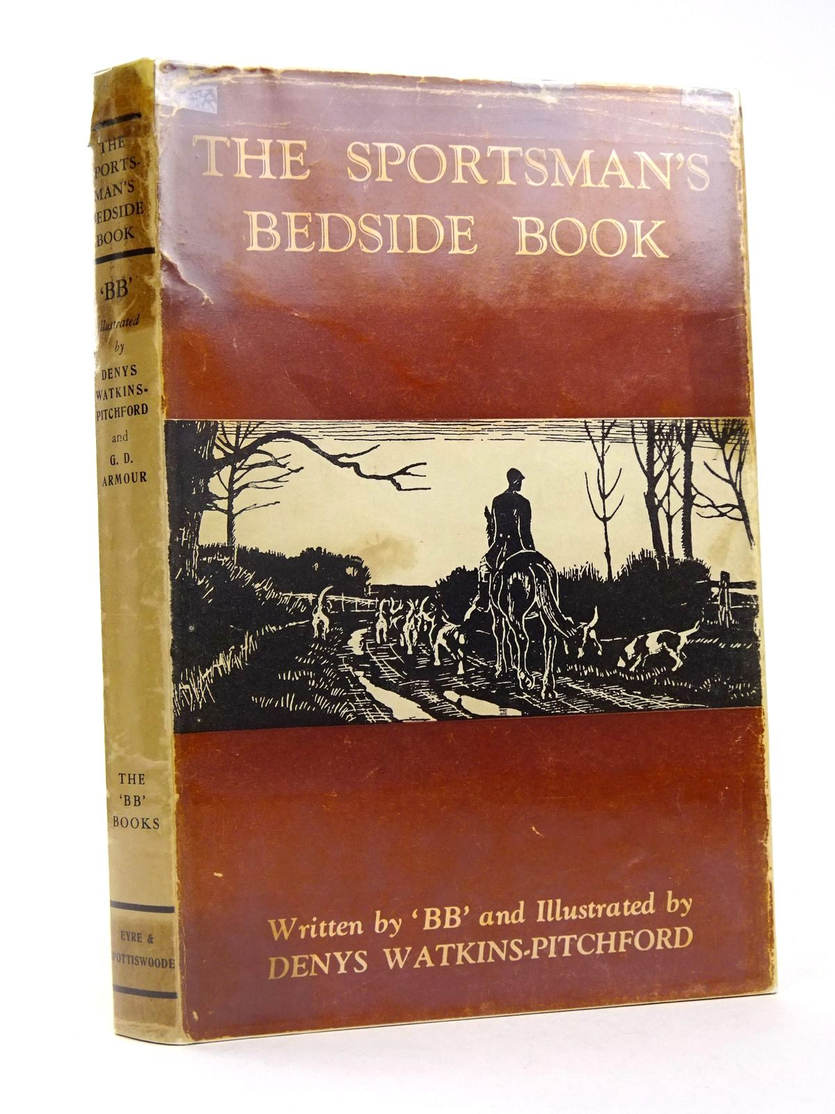 Photo of THE SPORTSMAN'S BEDSIDE BOOK written by BB,  illustrated by BB, 
