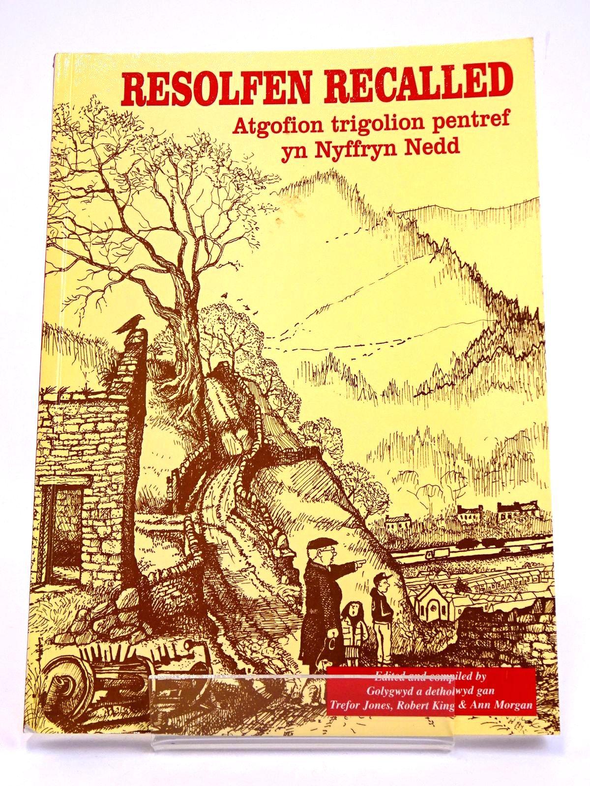 Photo of RESOLFEN RECALLED: ATGOFION TRIGOLION PENTREF YN NYFFRYN NEDD- Stock Number: 1818541