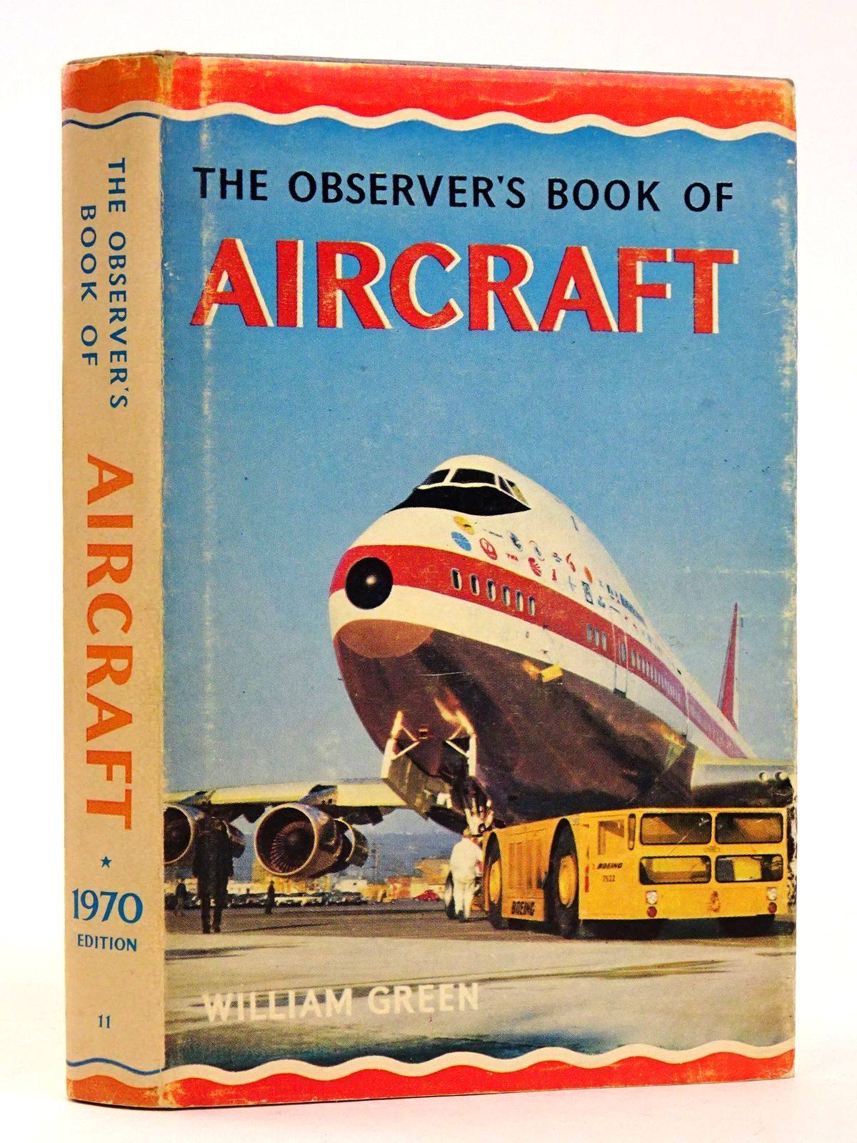 Photo of THE OBSERVER'S BOOK OF AIRCRAFT- Stock Number: 1818551