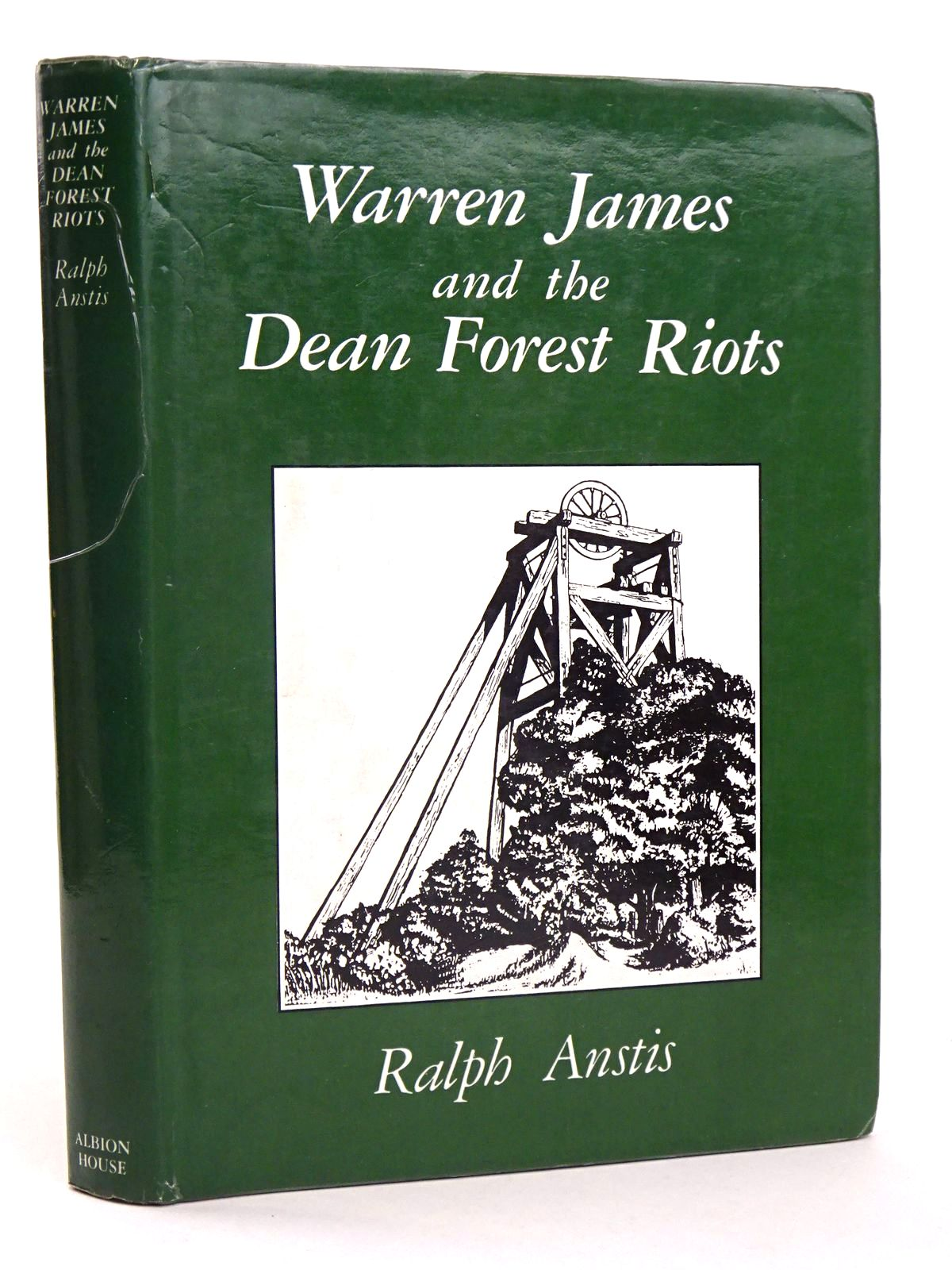 Photo of WARREN JAMES AND THE DEAN FOREST RIOTS written by Anstis, Ralph published by Albion House (STOCK CODE: 1818554)  for sale by Stella & Rose's Books