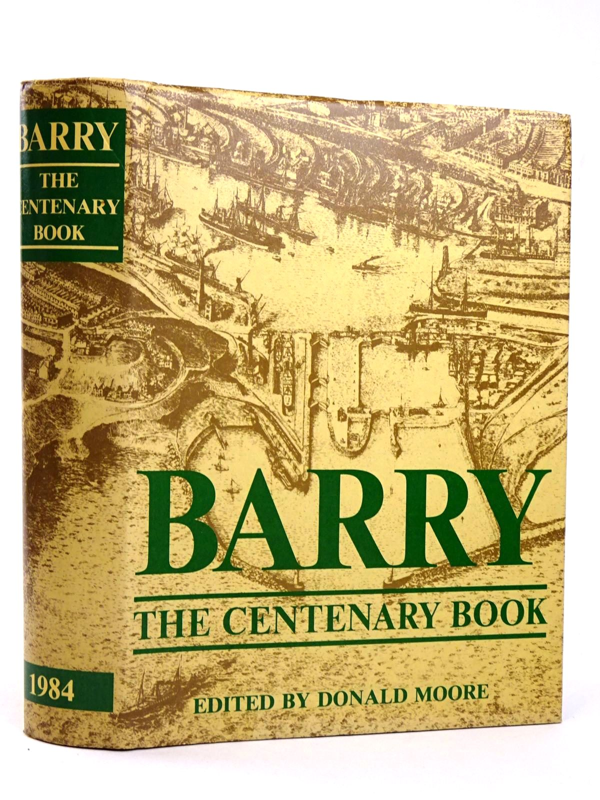 Photo of BARRY THE CENTENARY BOOK- Stock Number: 1818555