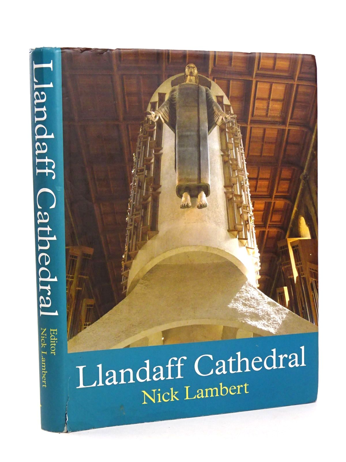 Photo of LLANDAFF CATHEDRAL written by Lambert, Nick published by Seren (STOCK CODE: 1818556)  for sale by Stella & Rose's Books
