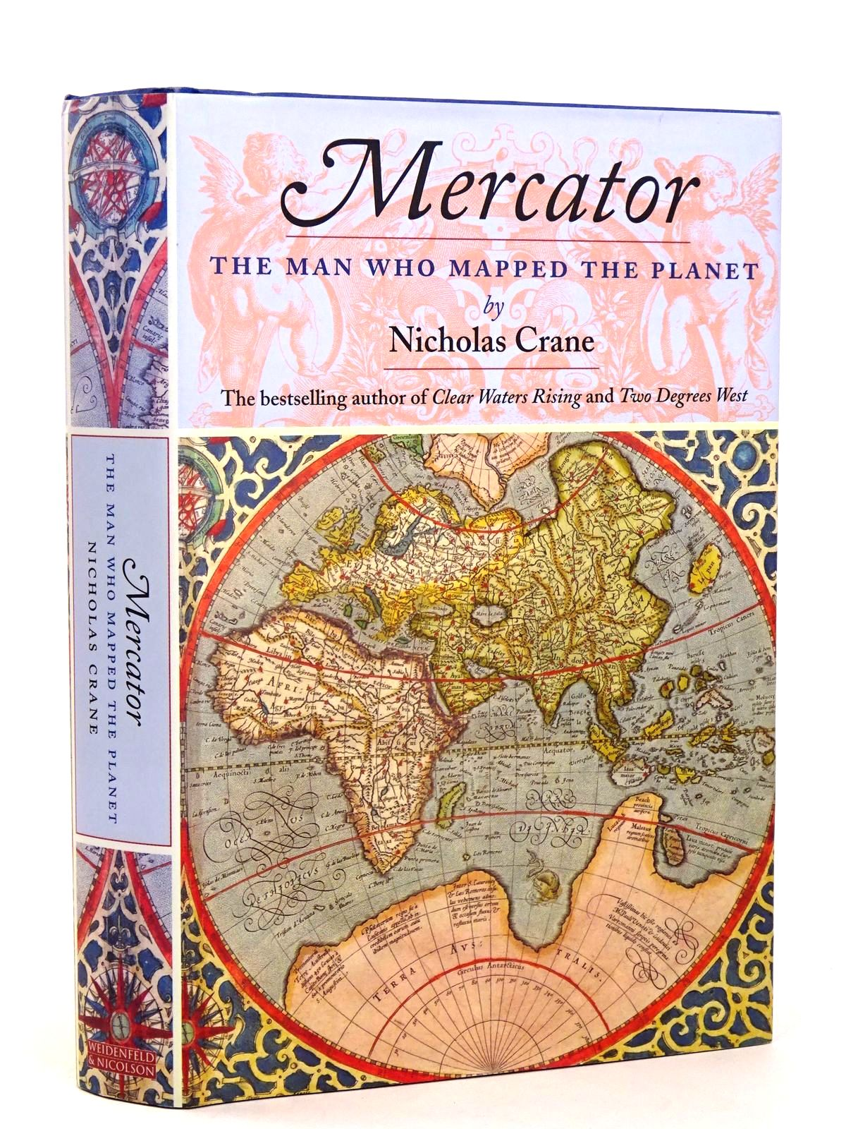 Photo of MERCATOR THE MAN WHO MAPPED THE PLANET- Stock Number: 1818557