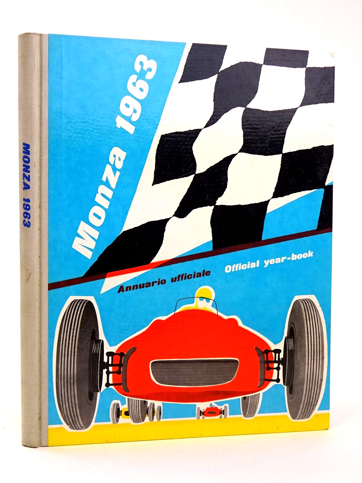 Photo of MONZA 1963 OFFICIAL YEAR-BOOK- Stock Number: 1818568