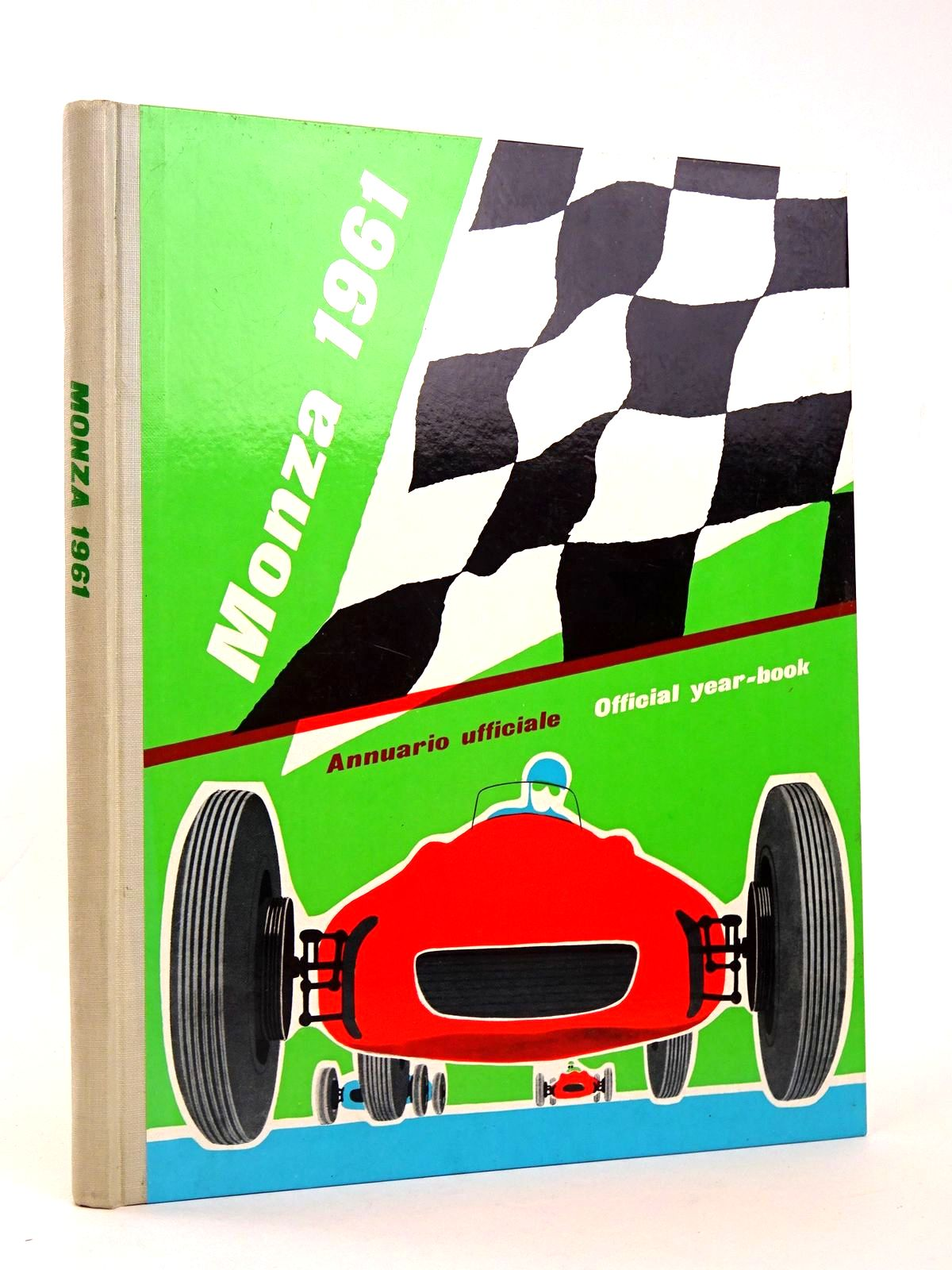 Photo of MONZA 1961 OFFICIAL YEAR-BOOK- Stock Number: 1818571