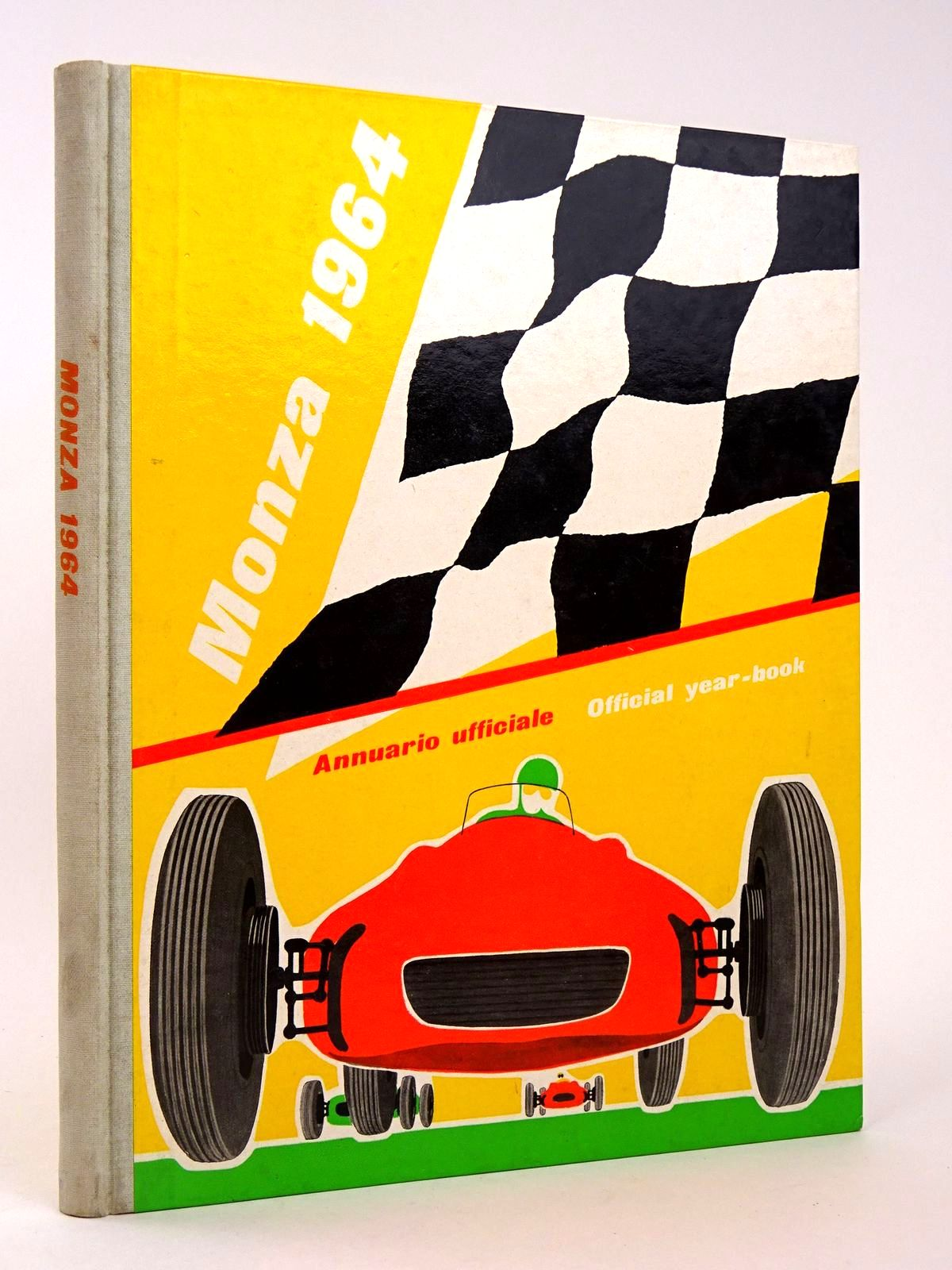 Photo of MONZA 1964 OFFICIAL YEAR-BOOK- Stock Number: 1818573