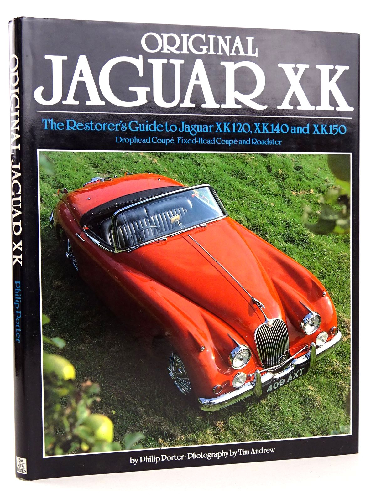 Photo of ORIGINAL JAGUAR XK- Stock Number: 1818575