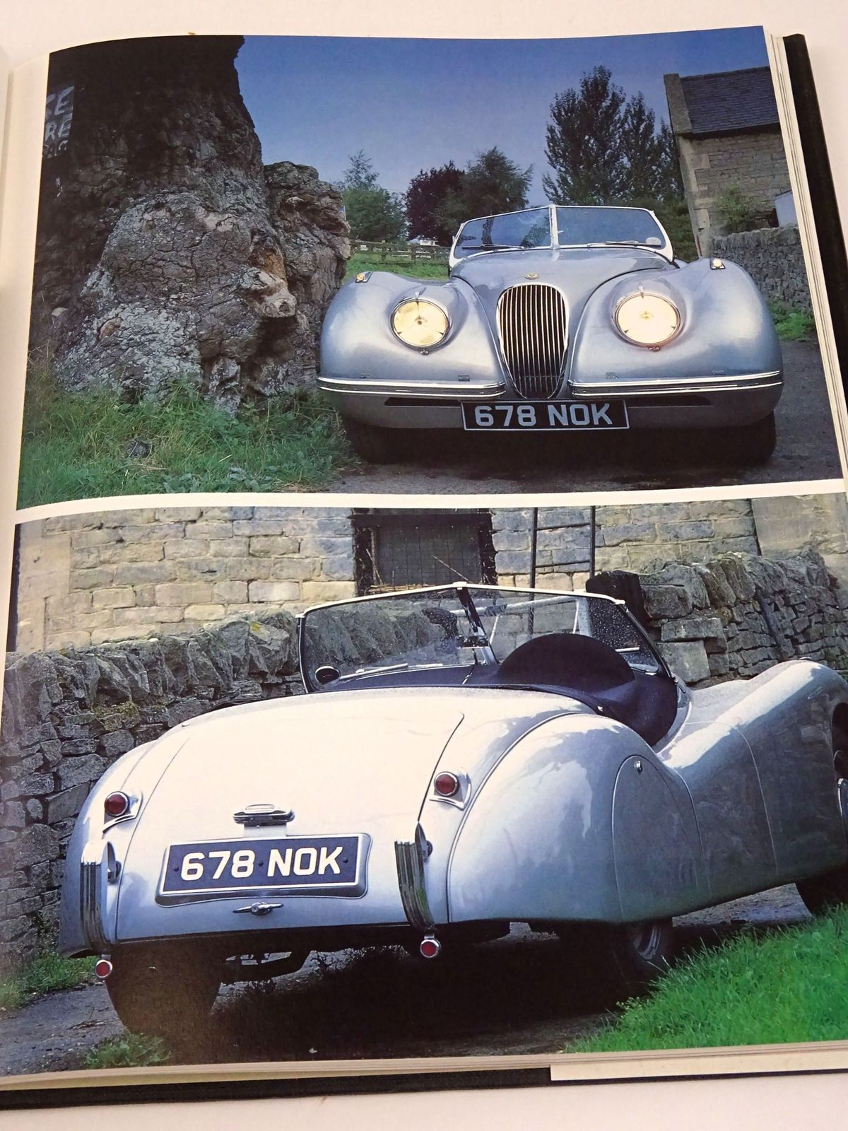 Photo of ORIGINAL JAGUAR XK written by Porter, Philip published by Bay View Books (STOCK CODE: 1818575)  for sale by Stella & Rose's Books