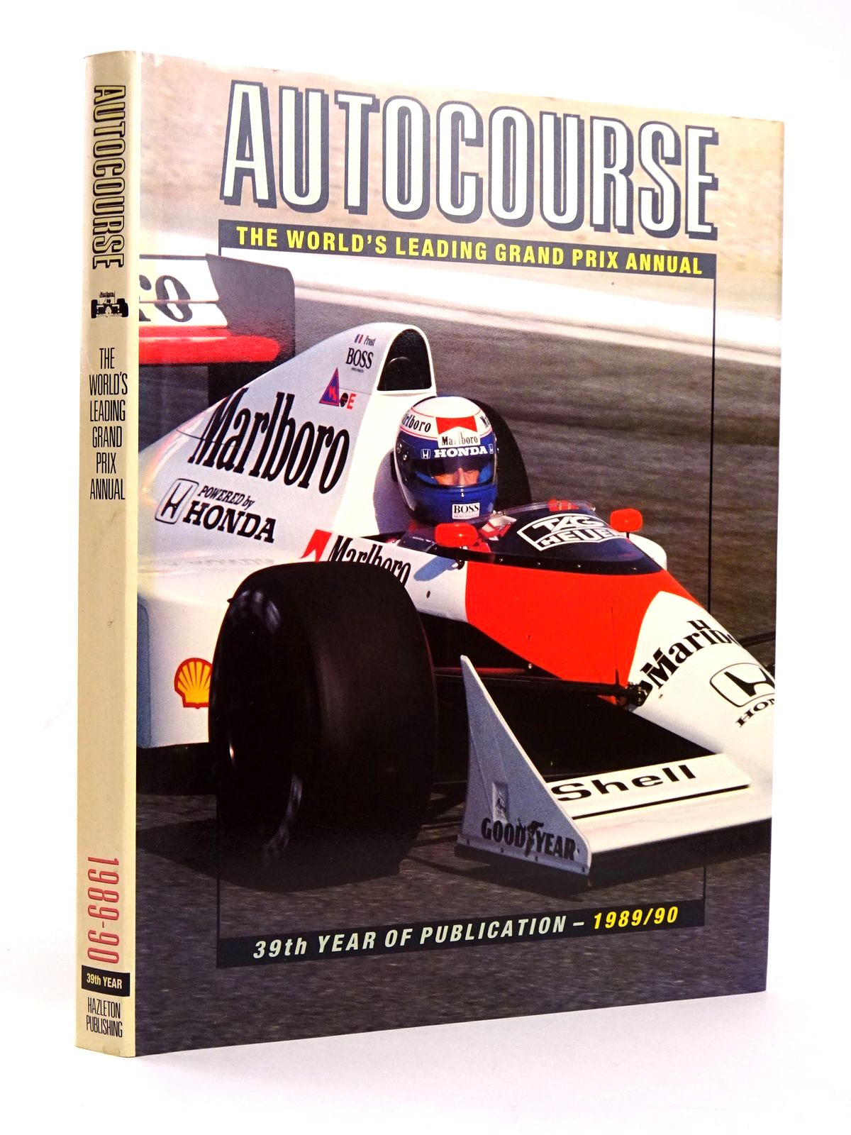 Photo of AUTOCOURSE 1989-90- Stock Number: 1818590