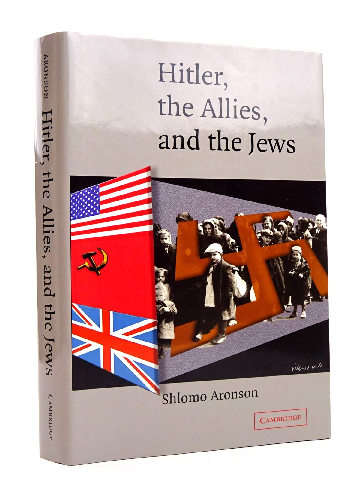 Photo of HITLER, THE ALLIES, AND THE JEWS- Stock Number: 1818599