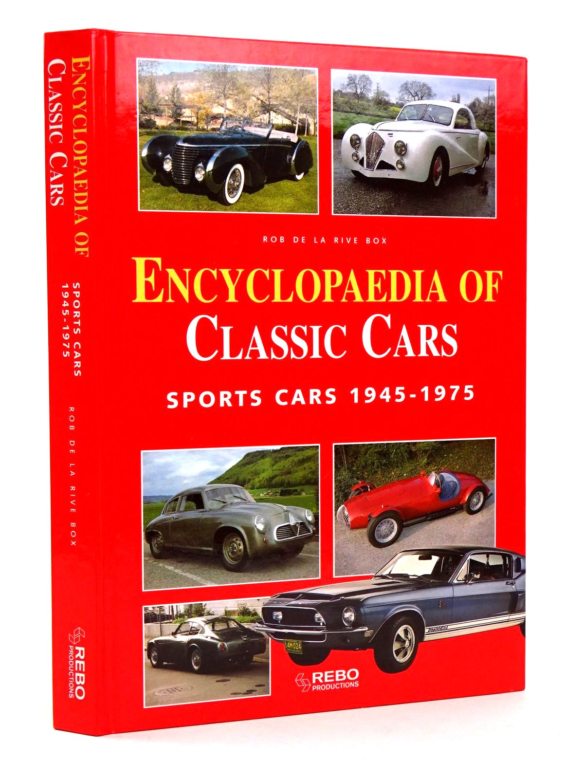 Photo of ENCYCLOPAEDIA OF CLASSIC CARS: SPORTS CARS 1945-1975 written by De La Rive Box, Rob published by Rebo Productions (STOCK CODE: 1818604)  for sale by Stella & Rose's Books