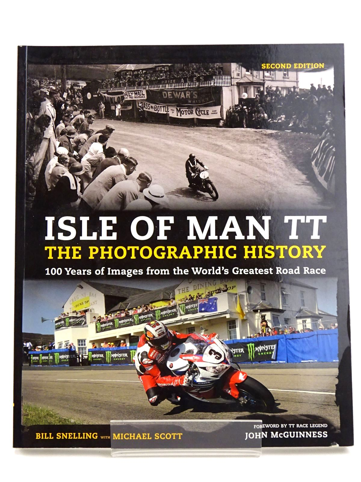 Photo of ISLE OF MAN TT: THE PHOTOGRAPHIC HISTORY- Stock Number: 1818609