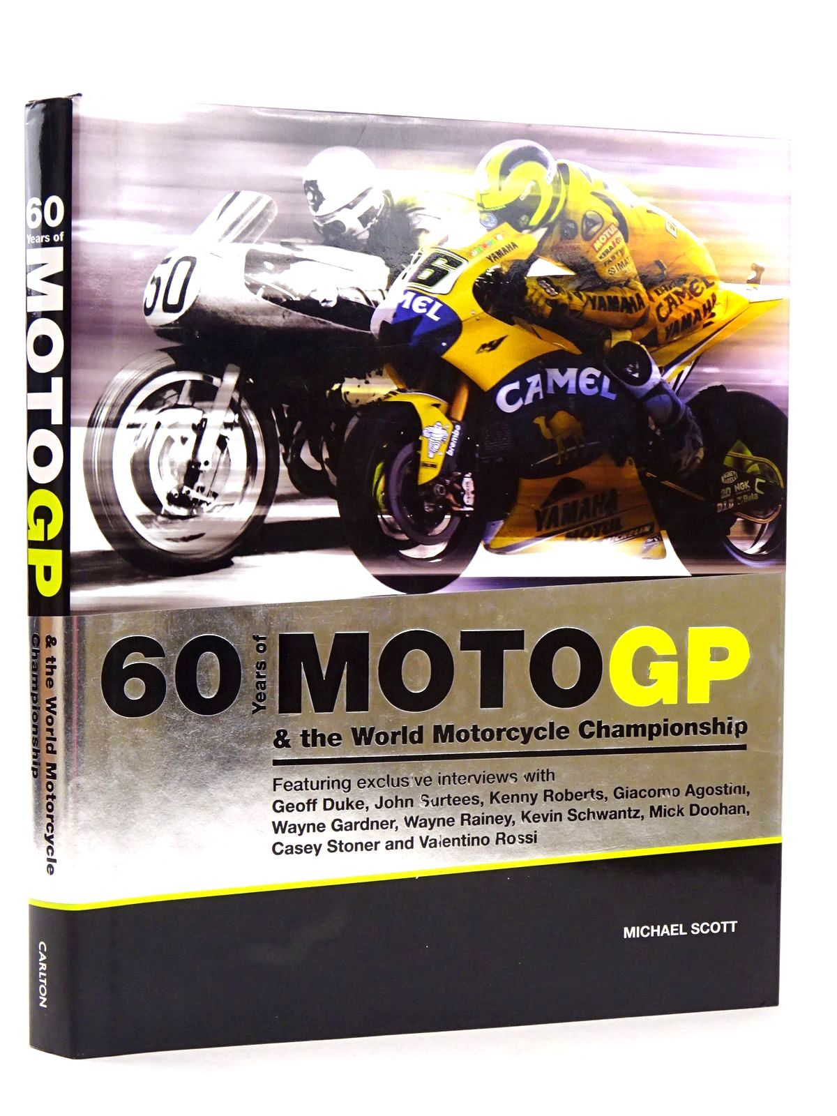 Photo of 60 YEARS OF MOTOGP & THE WORLD MOTORCYCLE CHAMPIONSHIP- Stock Number: 1818611