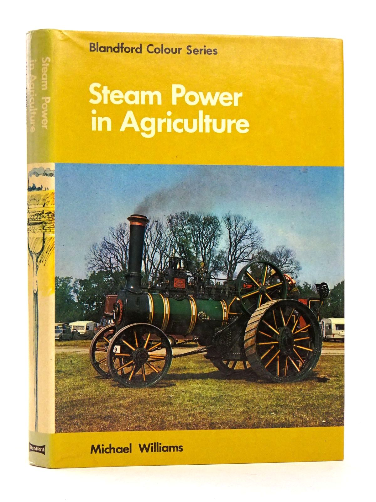 Photo of STEAM POWER IN AGRICULTURE- Stock Number: 1818614