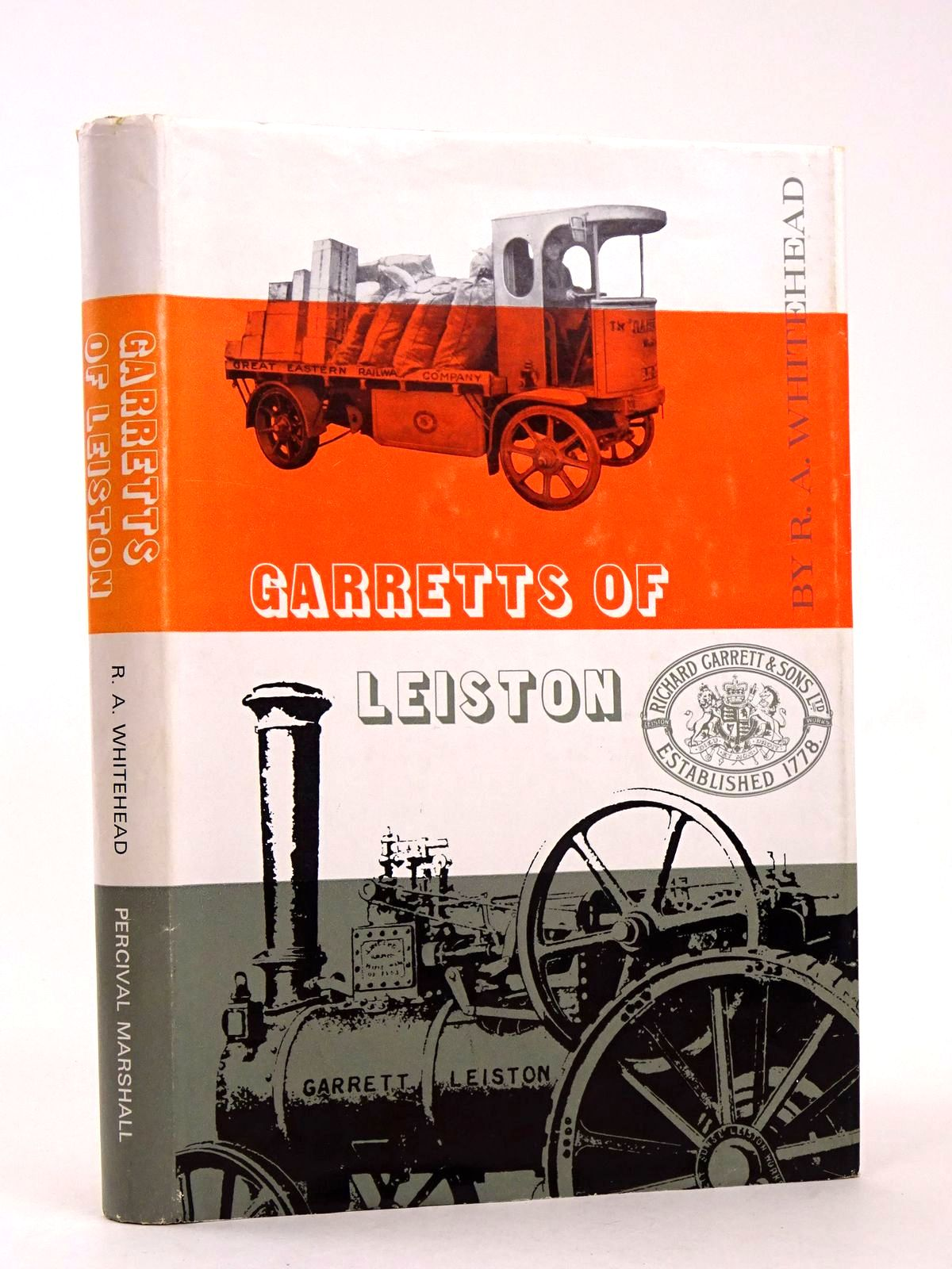 Photo of GARRETTS OF LEISTON written by Whitehead, Robert A. published by Percival Marshall (STOCK CODE: 1818615)  for sale by Stella & Rose's Books