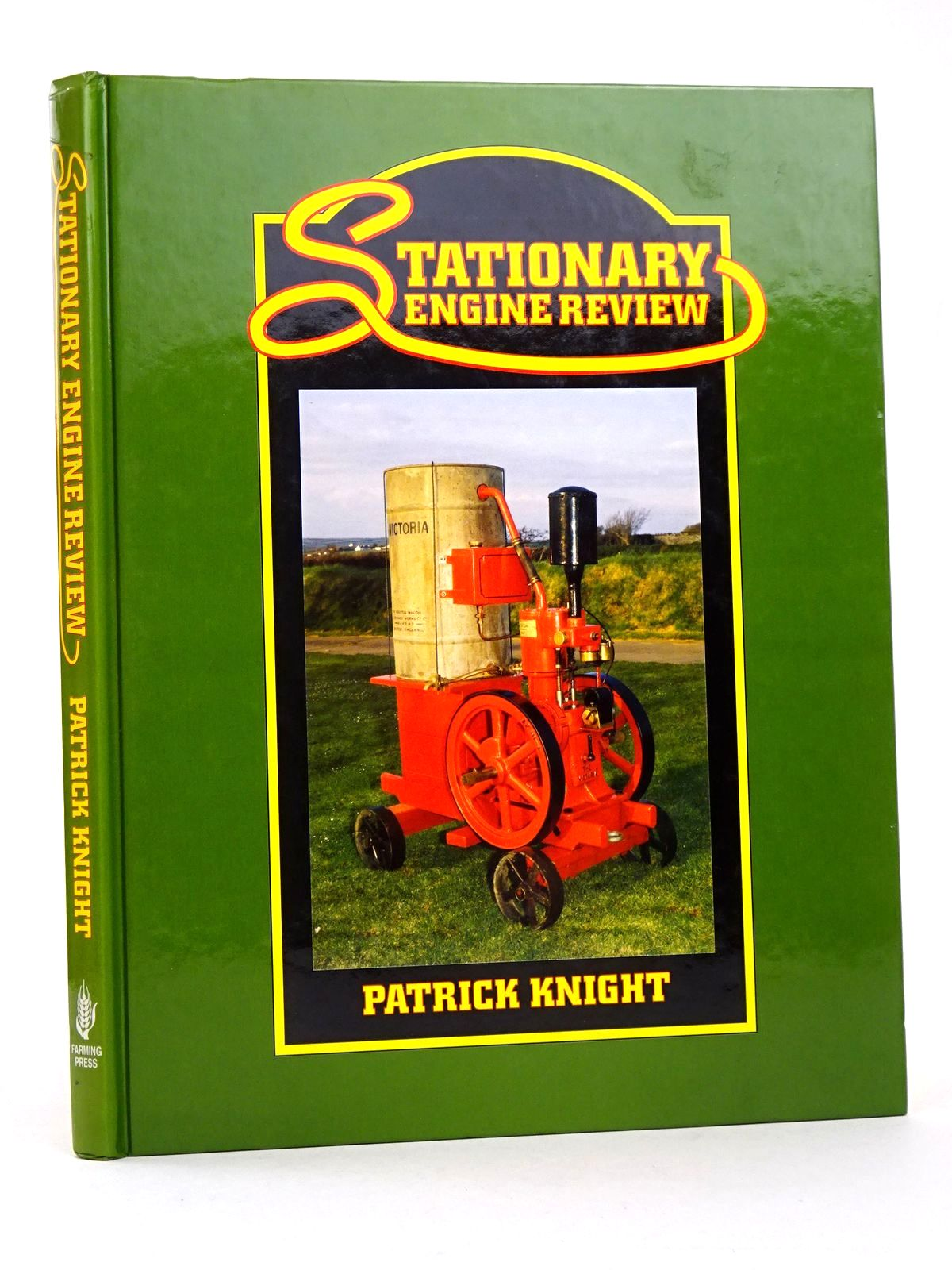 Photo of STATIONARY ENGINE REVIEW- Stock Number: 1818618