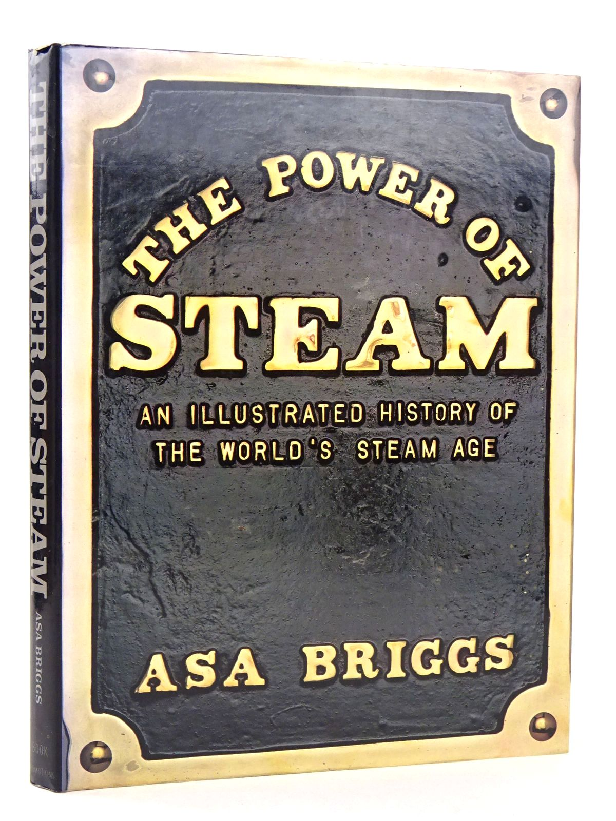 Photo of THE POWER OF STEAM written by Briggs, Asa published by Book Promotions Limited (STOCK CODE: 1818619)  for sale by Stella & Rose's Books