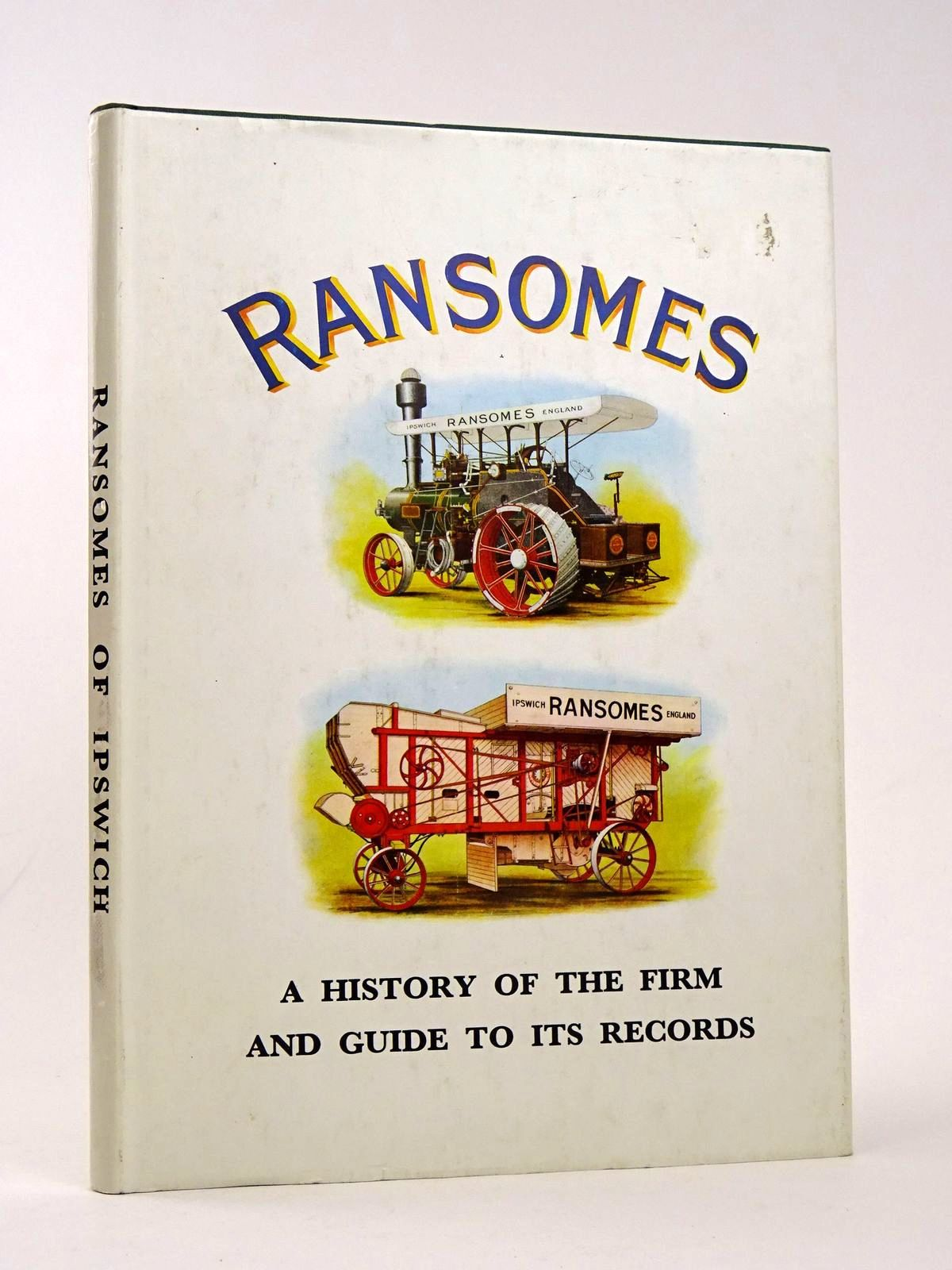 Photo of RANSOME'S OF IPSWICH- Stock Number: 1818621