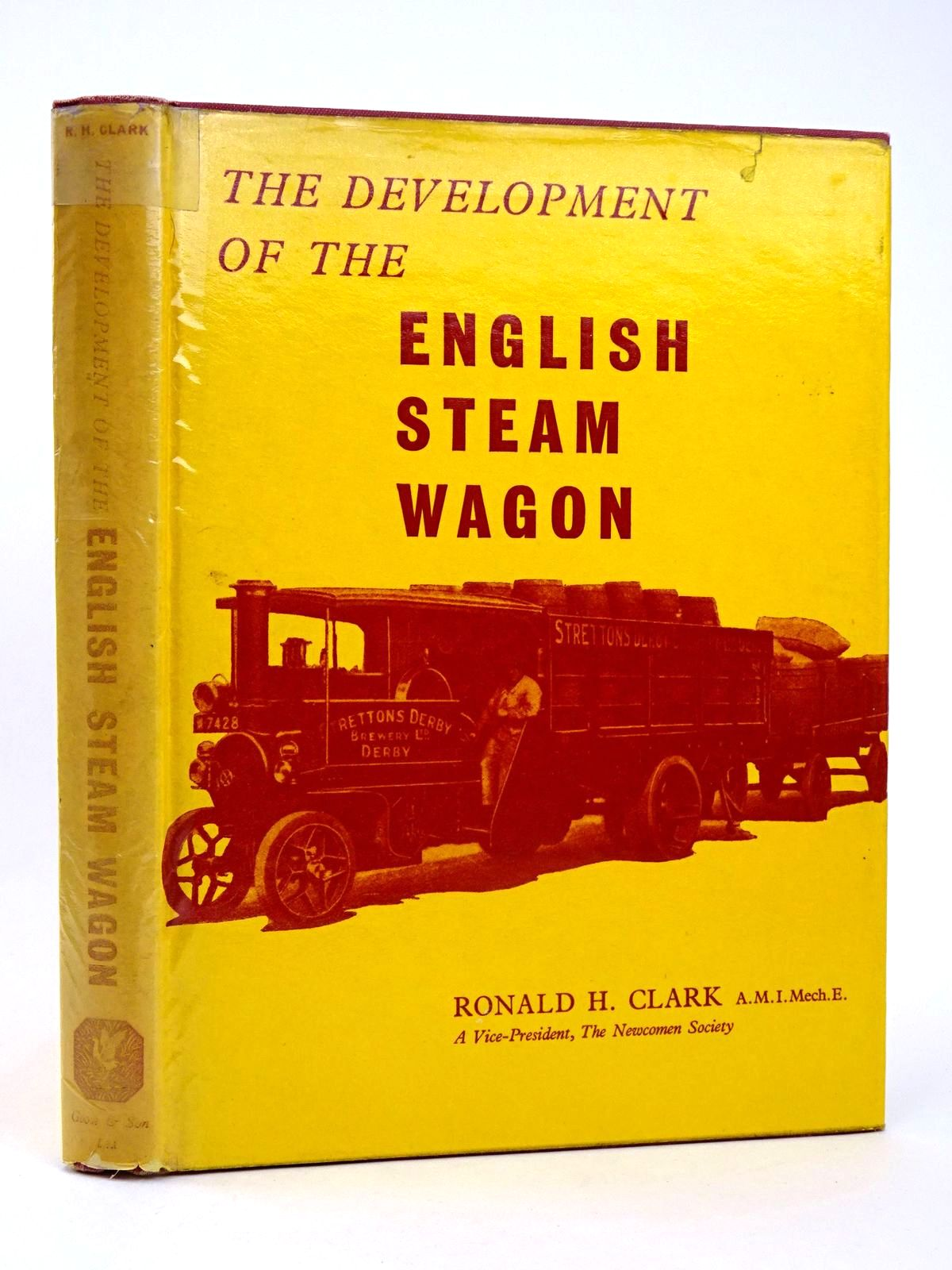 Photo of THE DEVELOPMENT OF THE ENGLISH STEAM WAGON written by Clark, Ronald H. published by Goose and Son (STOCK CODE: 1818623)  for sale by Stella & Rose's Books