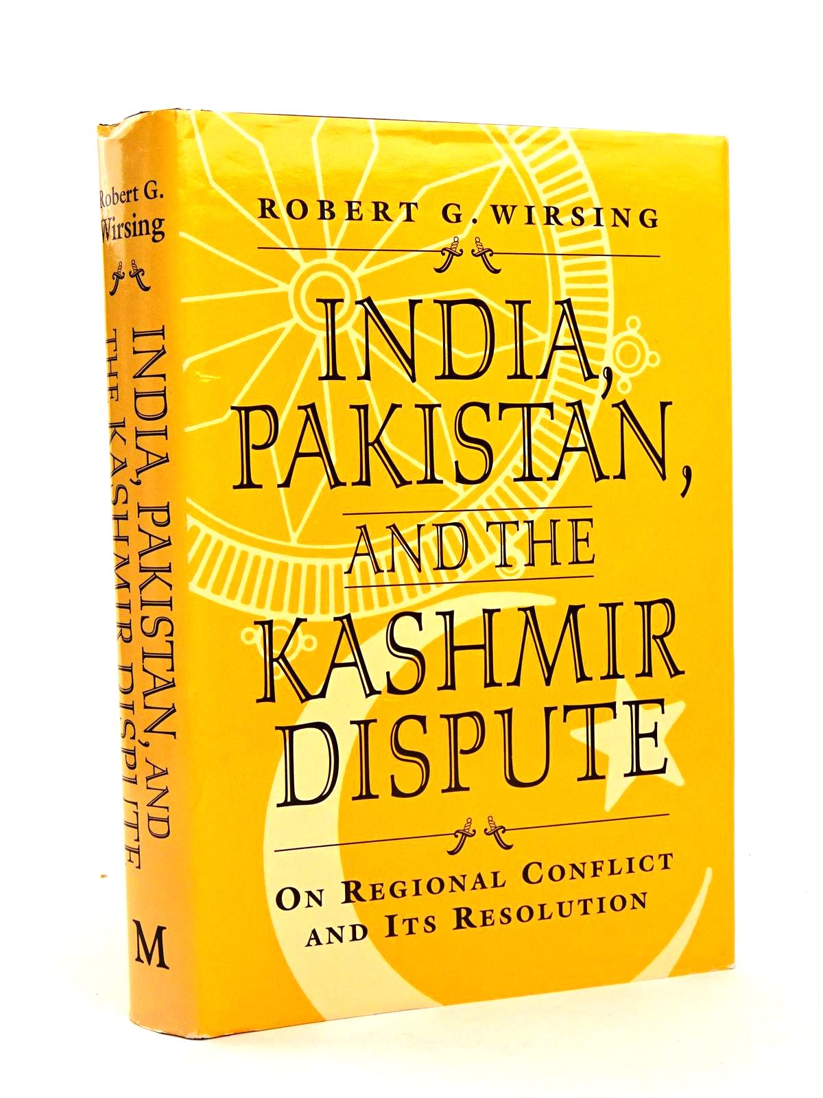 Photo of INDIA, PAKISTAN, AND THE KASHMIR DISPUTE ON REGIONAL CONFLICT AND ITS RESOLUTION- Stock Number: 1818628