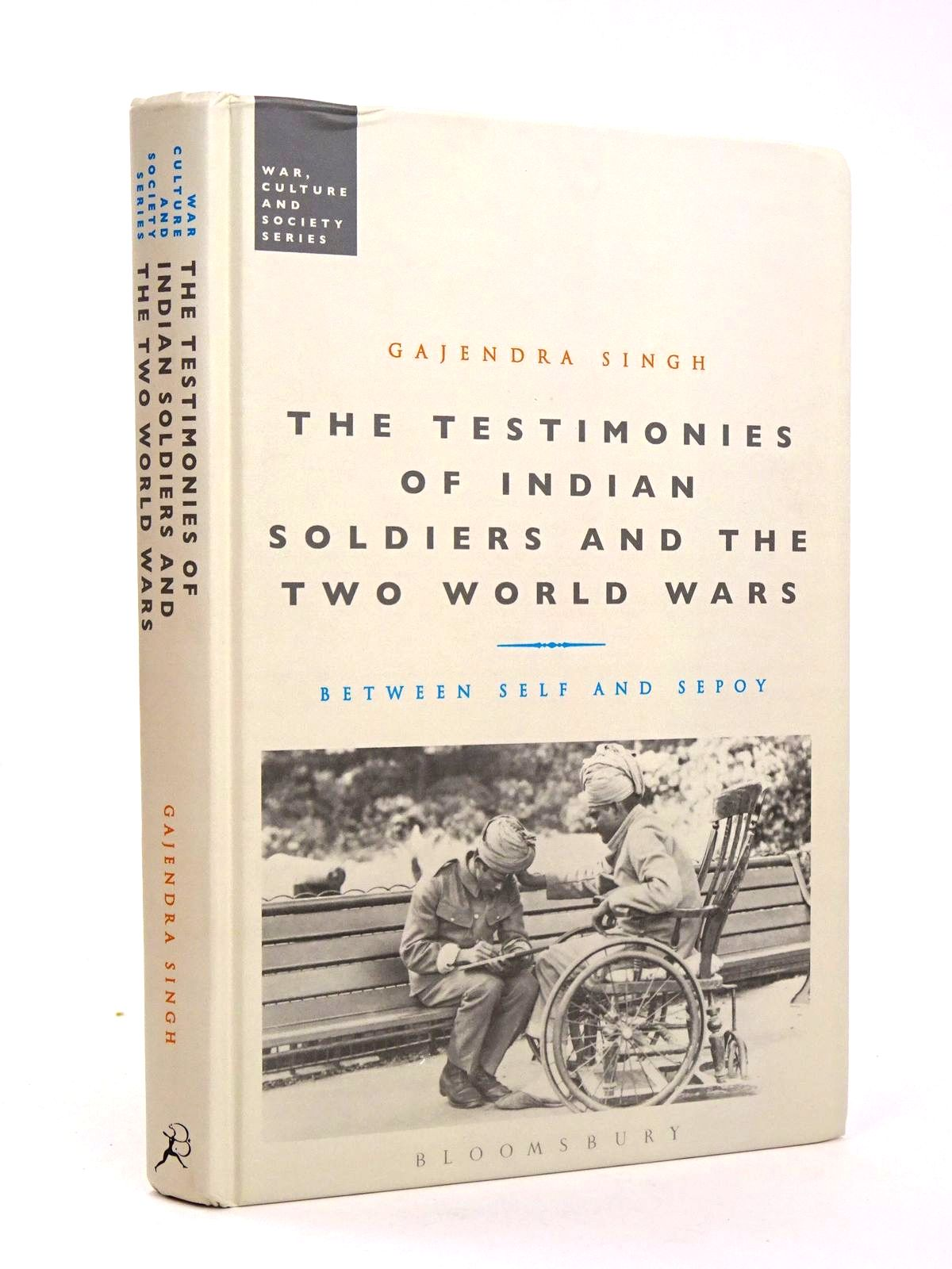 Photo of THE TESTIMONIES OF INDIAN SOLDIERS AND THE TWO WORLD WARS written by Sing, Gajendra published by Bloomsbury (STOCK CODE: 1818629)  for sale by Stella & Rose's Books