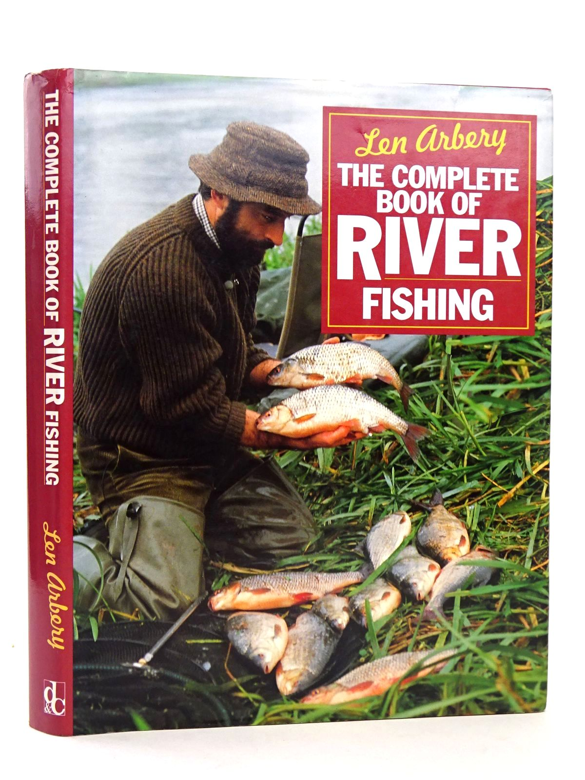 Photo of THE COMPLETE BOOK OF RIVER FISHING written by Arbery, Len published by David & Charles (STOCK CODE: 1818642)  for sale by Stella & Rose's Books
