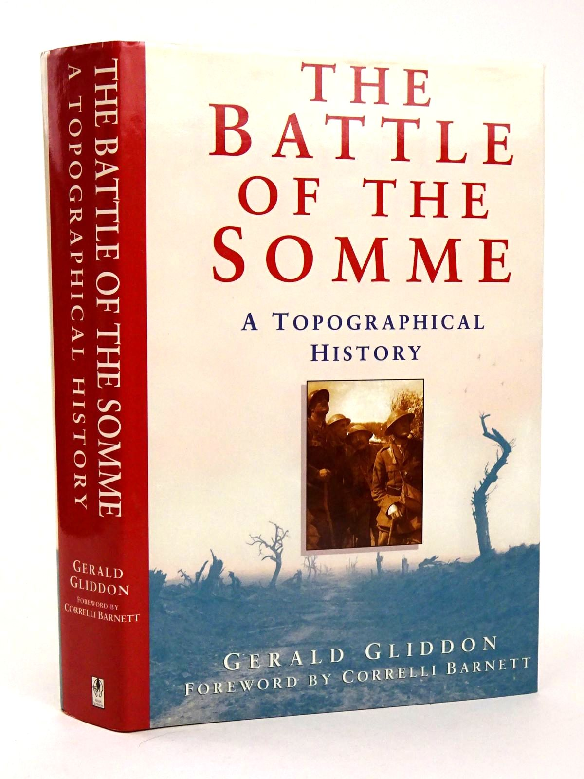 Photo of THE BATTLE OF THE SOMME A TOPOGRAPHICAL HISTORY- Stock Number: 1818644