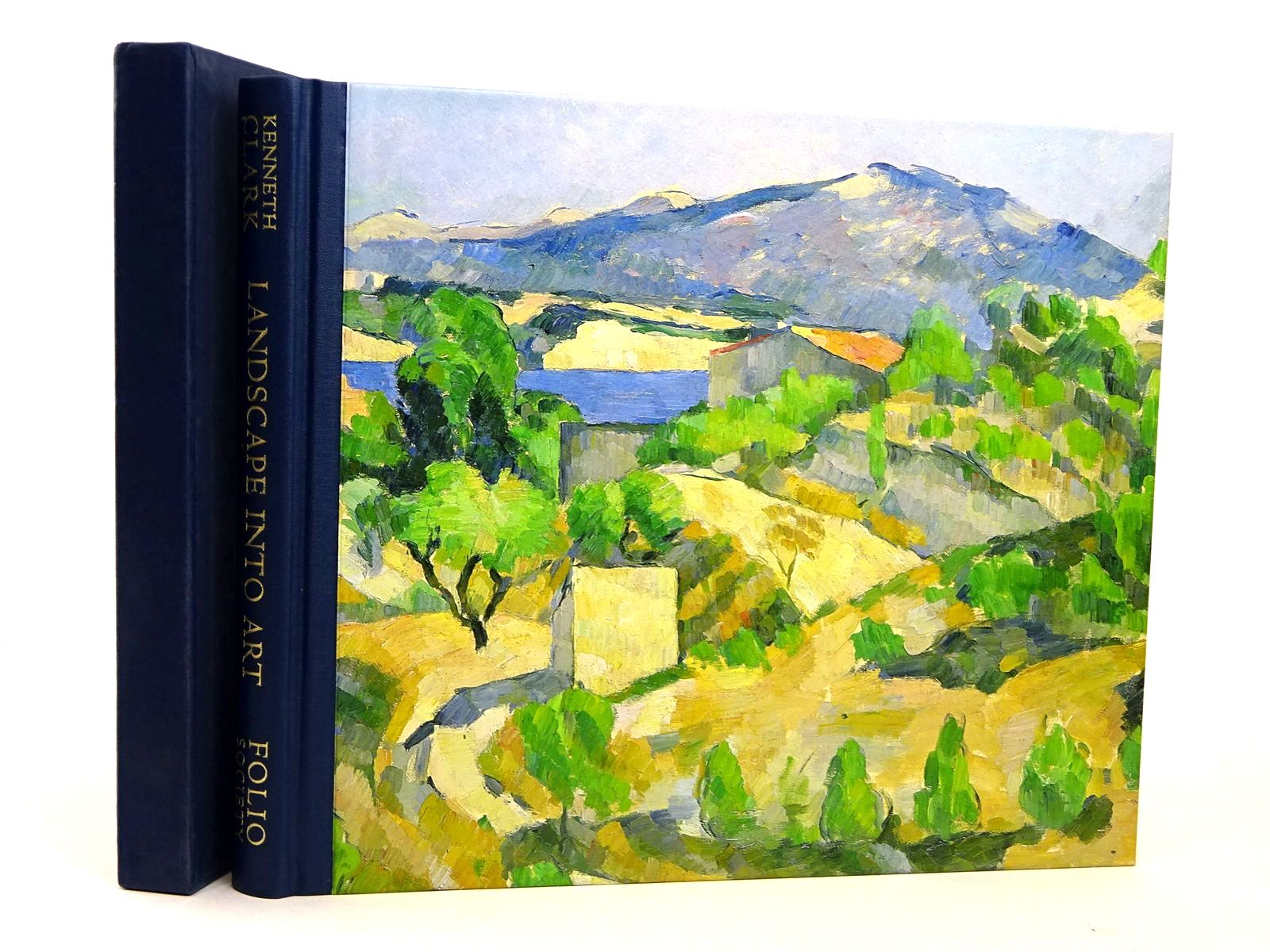 Photo of LANDSCAPE INTO ART written by Clark, Kenneth published by Folio Society (STOCK CODE: 1818656)  for sale by Stella & Rose's Books