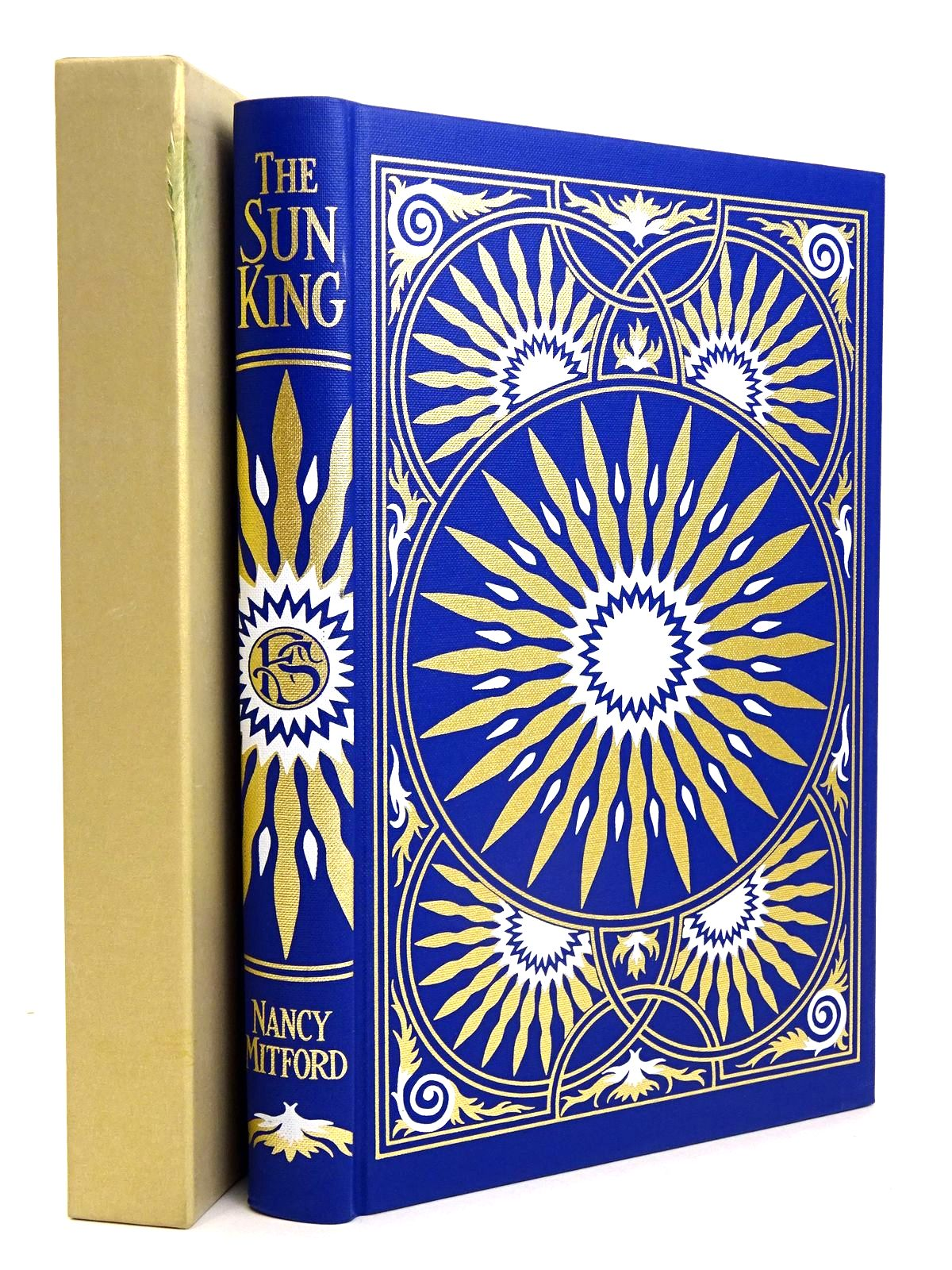 Photo of THE SUN KING written by Mitford, Nancy published by Folio Society (STOCK CODE: 1818658)  for sale by Stella & Rose's Books