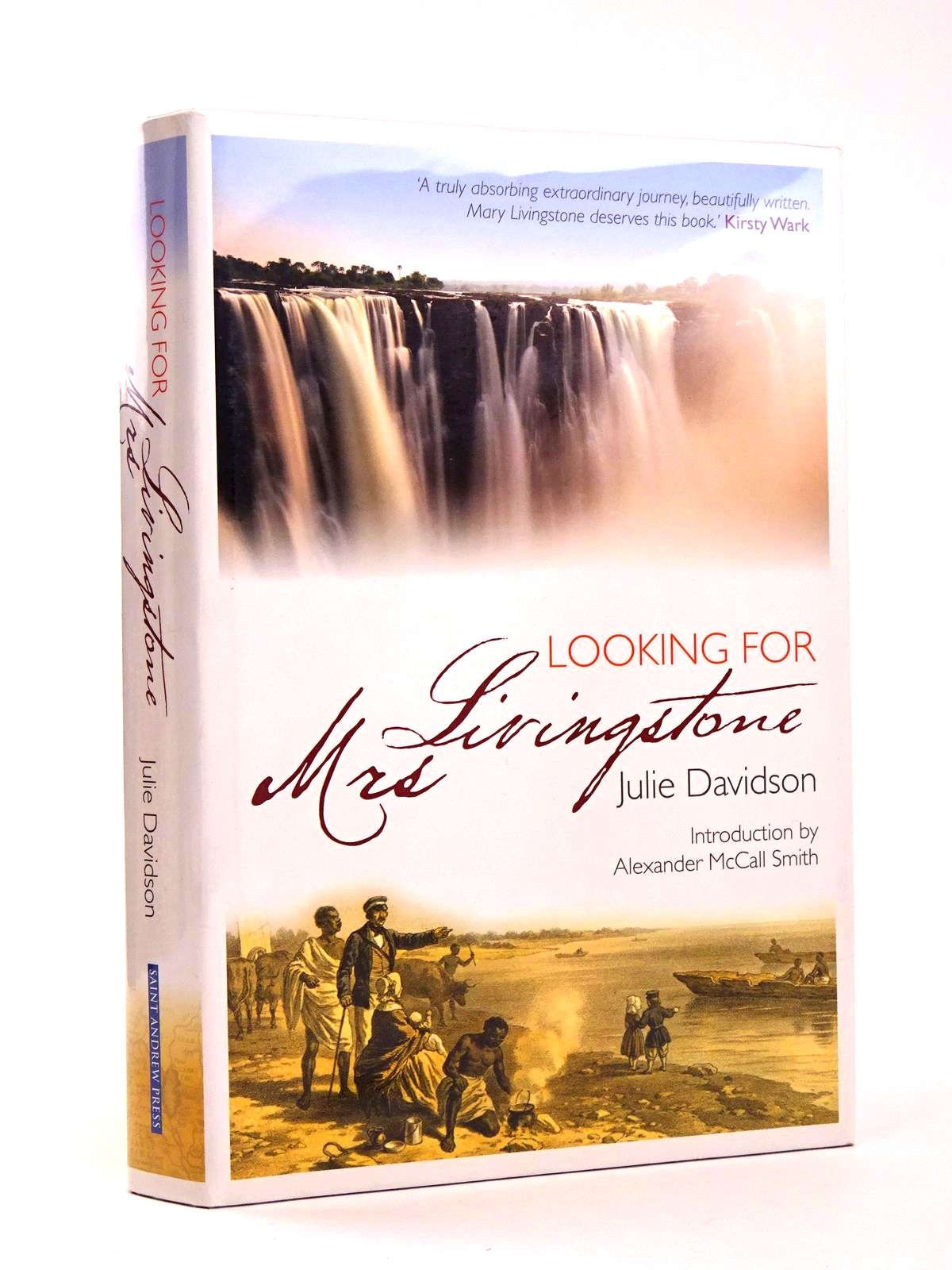 Photo of LOOKING FOR MRS LIVINGSTONE written by Davidson, Julie published by Saint Andrew Press (STOCK CODE: 1818662)  for sale by Stella & Rose's Books