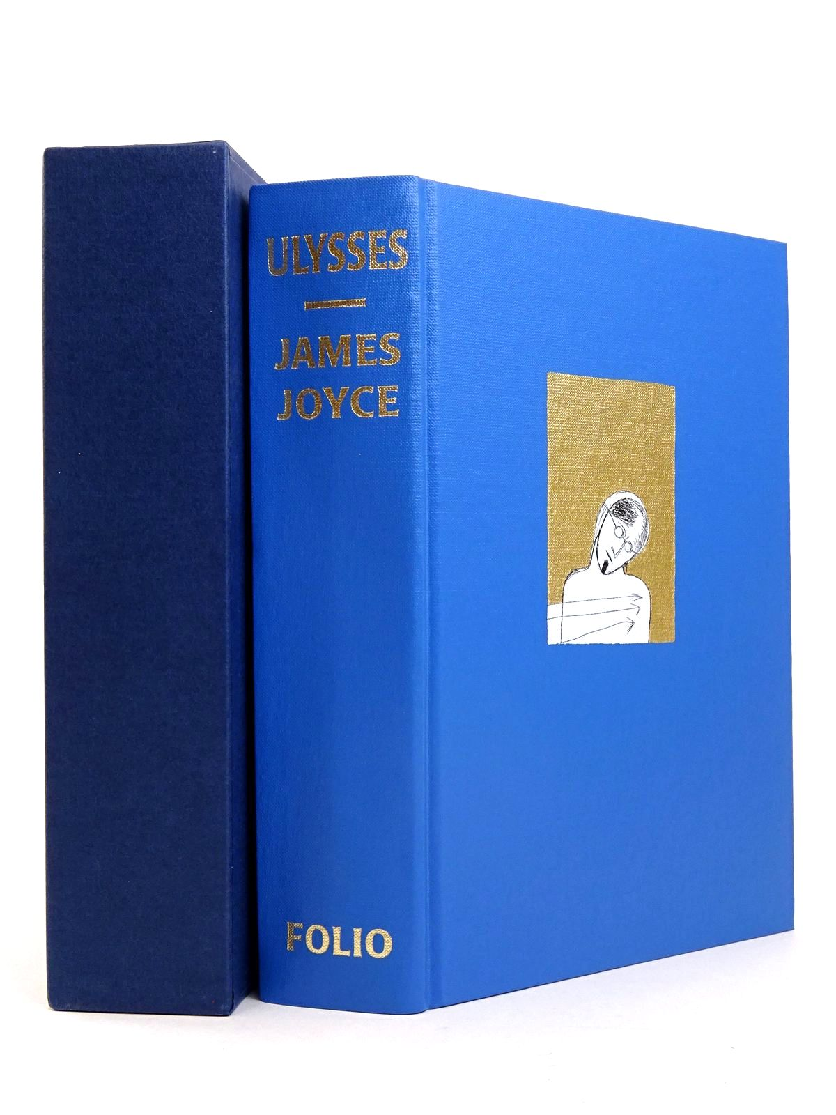 Photo of ULYSSES written by Joyce, James illustrated by Paladino, Mimmo published by Folio Society (STOCK CODE: 1818667)  for sale by Stella & Rose's Books