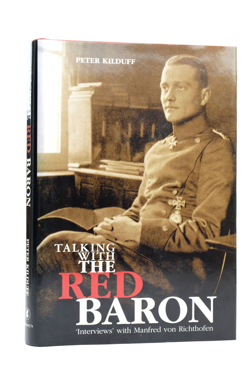 Photo of TALKING WITH THE RED BARON written by Kilduff, Peter Von Richthofen, Manfred published by Brassey's (STOCK CODE: 1818670)  for sale by Stella & Rose's Books