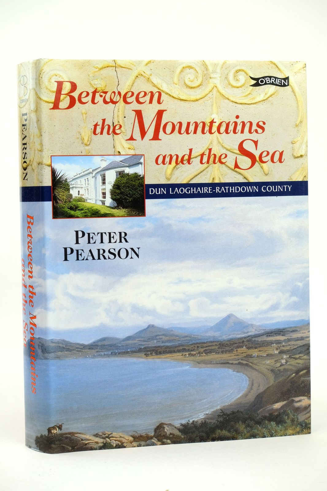 Photo of BETWEEN THE MOUNTAINS AND THE SEA: DUN LAOGHAIRE-RATHDOWN COUNTY written by Pearson, Peter published by The O'Brien Press Ltd. (STOCK CODE: 1818677)  for sale by Stella & Rose's Books