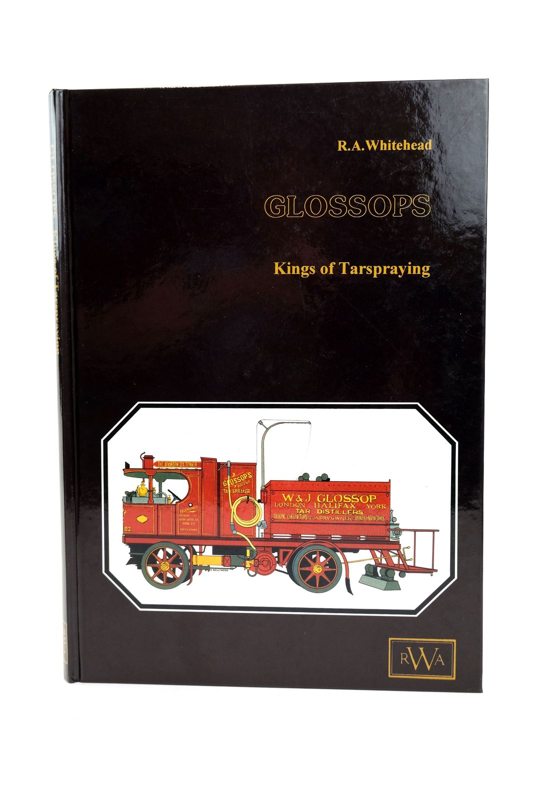Photo of GLOSSOPS: KINGS OF TARSPRAYING written by Whitehead, R.A. published by R.A. Whitehead & Partners (STOCK CODE: 1818681)  for sale by Stella & Rose's Books