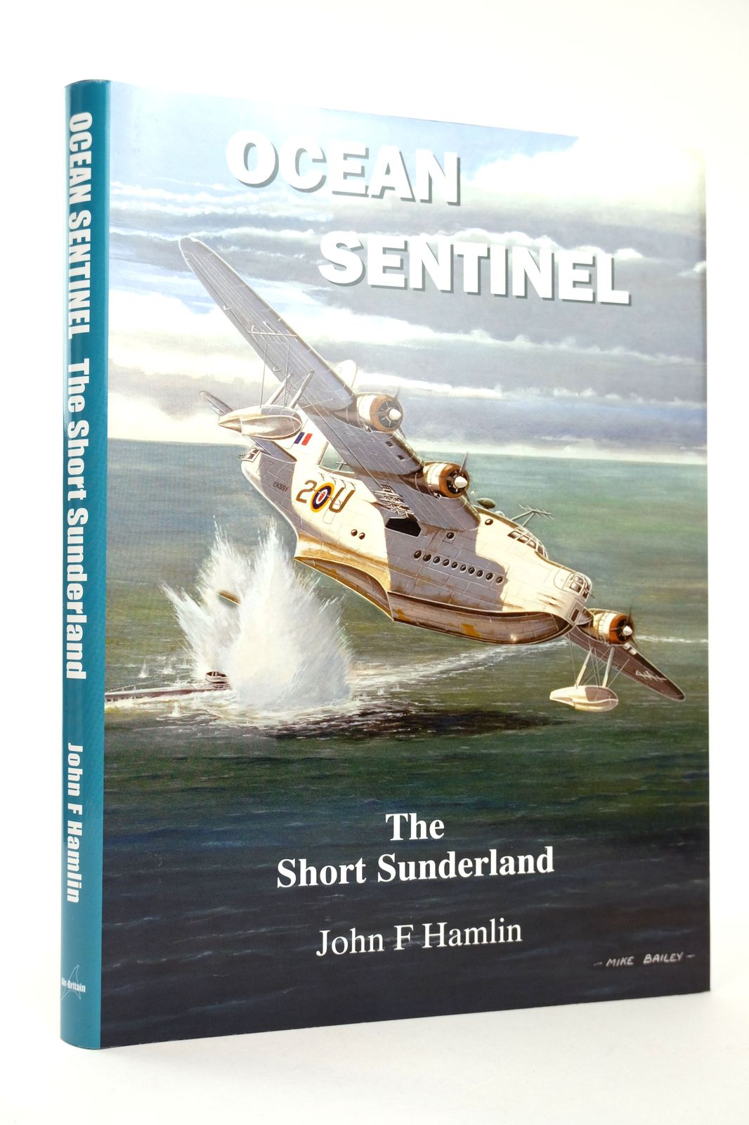 Photo of OCEAN SENTINEL: THE SHORT SUNDERLAND written by Hamlin, John F. published by Air-Britain (STOCK CODE: 1818683)  for sale by Stella & Rose's Books