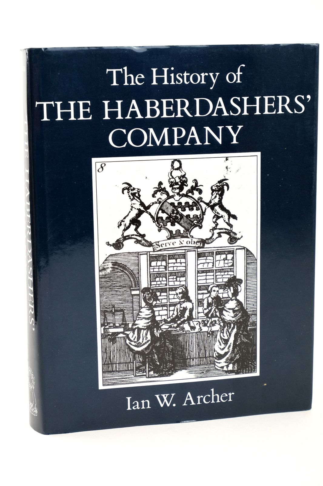 Photo of THE HISTORY OF THE HABERDASHERS' COMPANY- Stock Number: 1818690