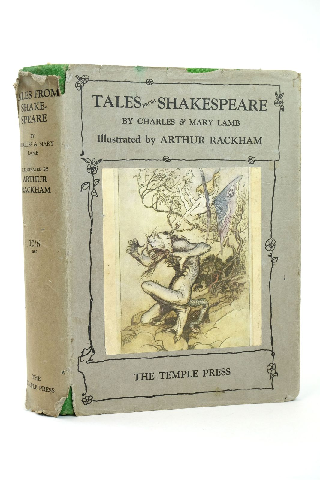 Photo of TALES FROM SHAKESPEARE- Stock Number: 1818695
