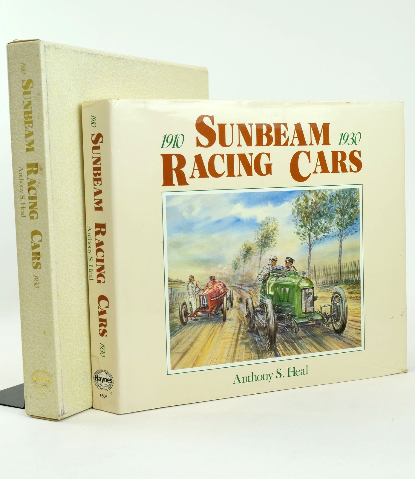 Photo of SUNBEAM RACING CARS 1910-1930 written by Heal, Anthony S. published by Haynes Publishing Group (STOCK CODE: 1818696)  for sale by Stella & Rose's Books