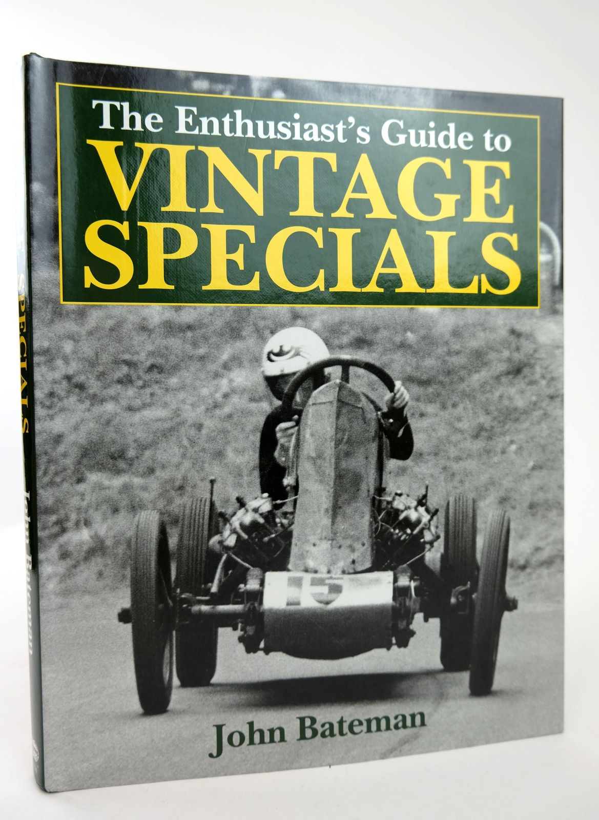 Photo of THE ENTHUSIAST'S GUIDE TO VINTAGE SPECIALS written by Bateman, John published by Foulis, Haynes (STOCK CODE: 1818700)  for sale by Stella & Rose's Books