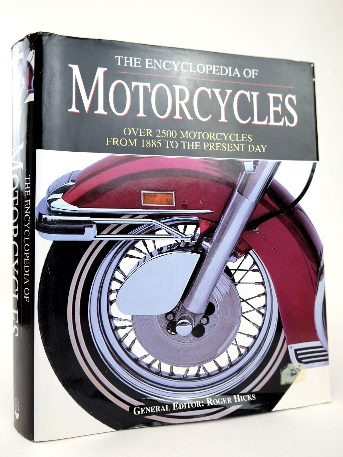 Photo of THE ENCYCLOPEDIA OF MOTORCYCLES written by Hicks, Roger published by Silverdale Books (STOCK CODE: 1818705)  for sale by Stella & Rose's Books