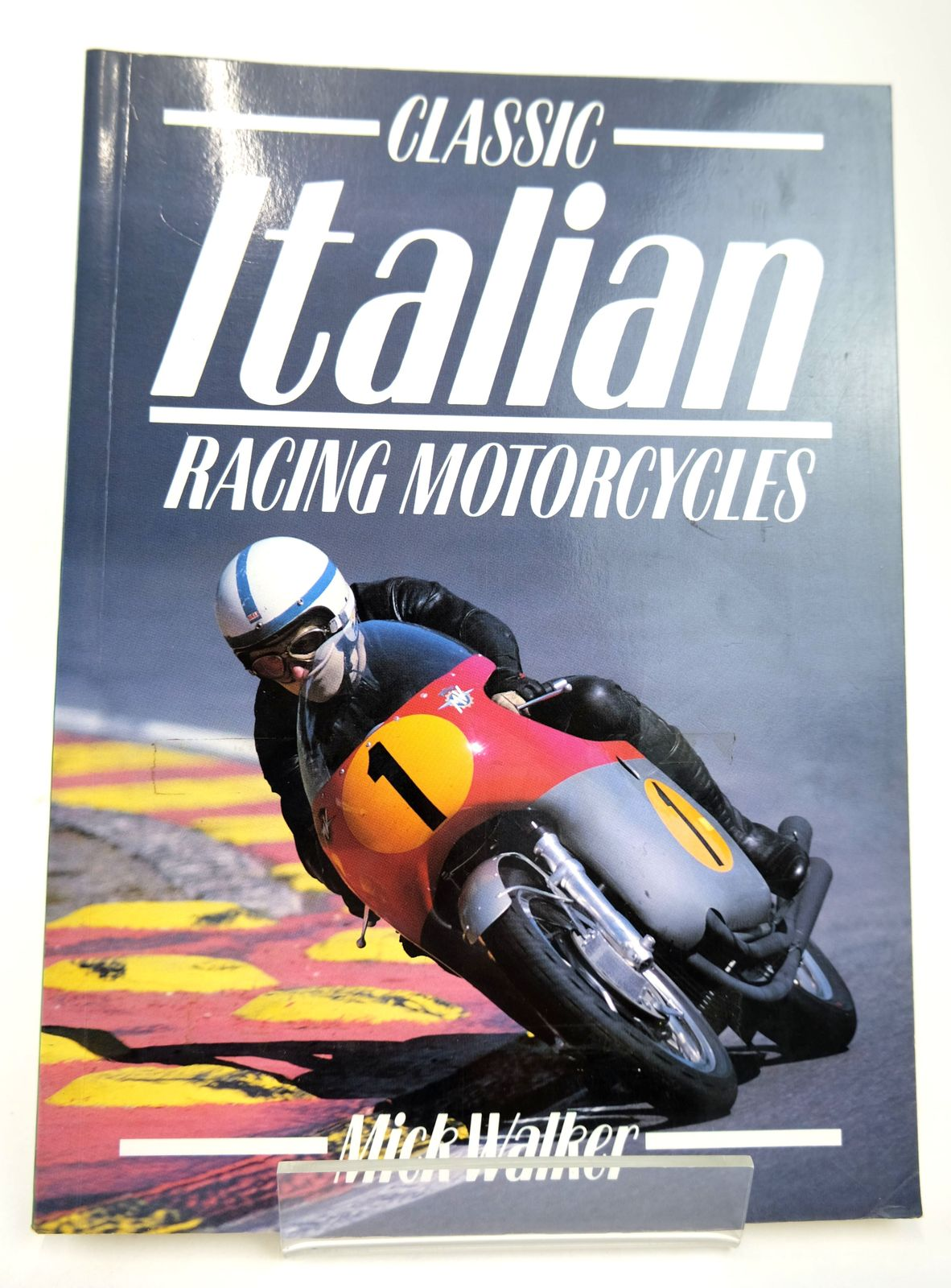 Photo of CLASSIC ITALIAN RACING MOTORCYCLES written by Walker, Mick published by Osprey Automotive (STOCK CODE: 1818707)  for sale by Stella & Rose's Books