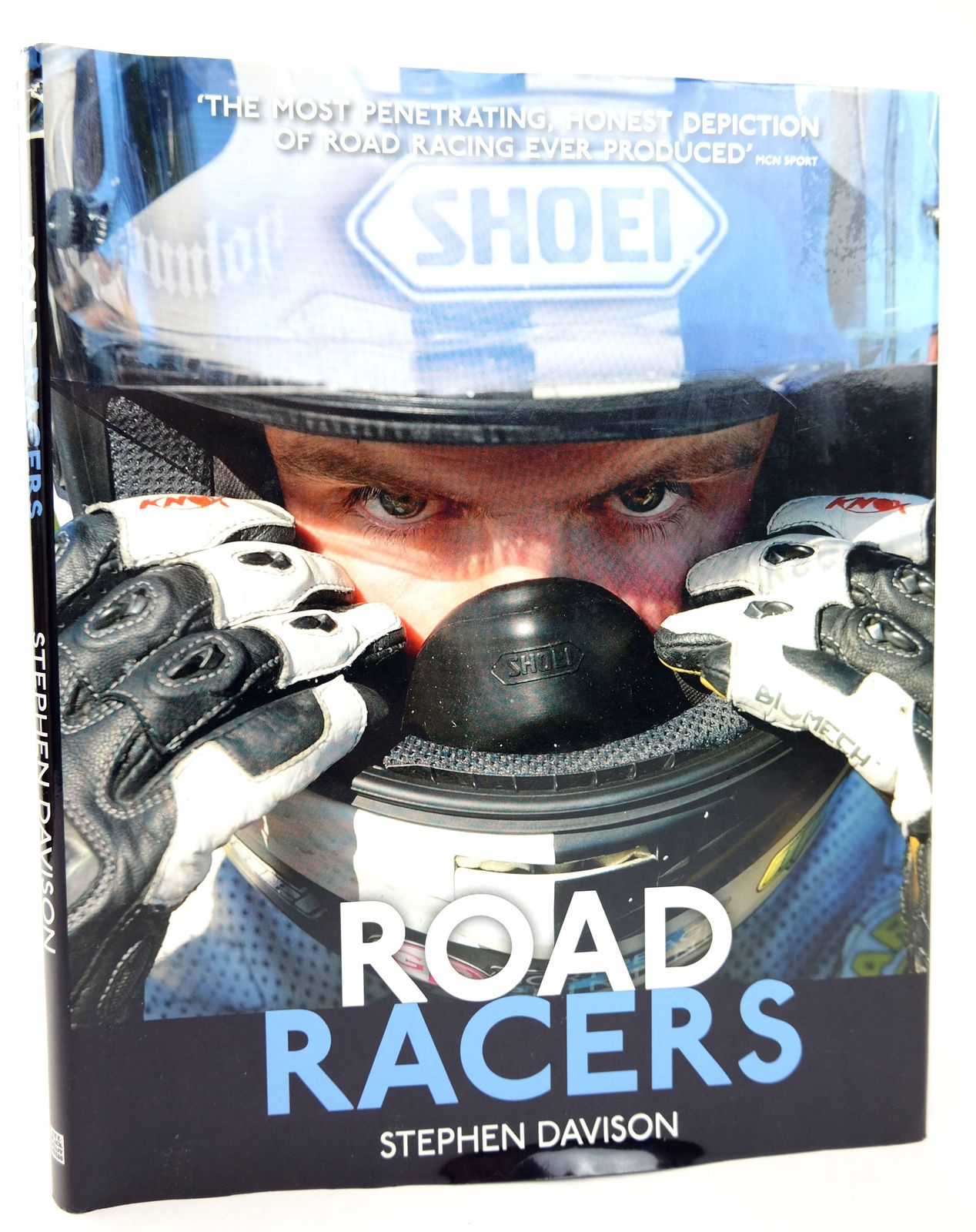 Photo of ROAD RACERS written by Davison, Stephen published by Blackstaff Press (STOCK CODE: 1818708)  for sale by Stella & Rose's Books